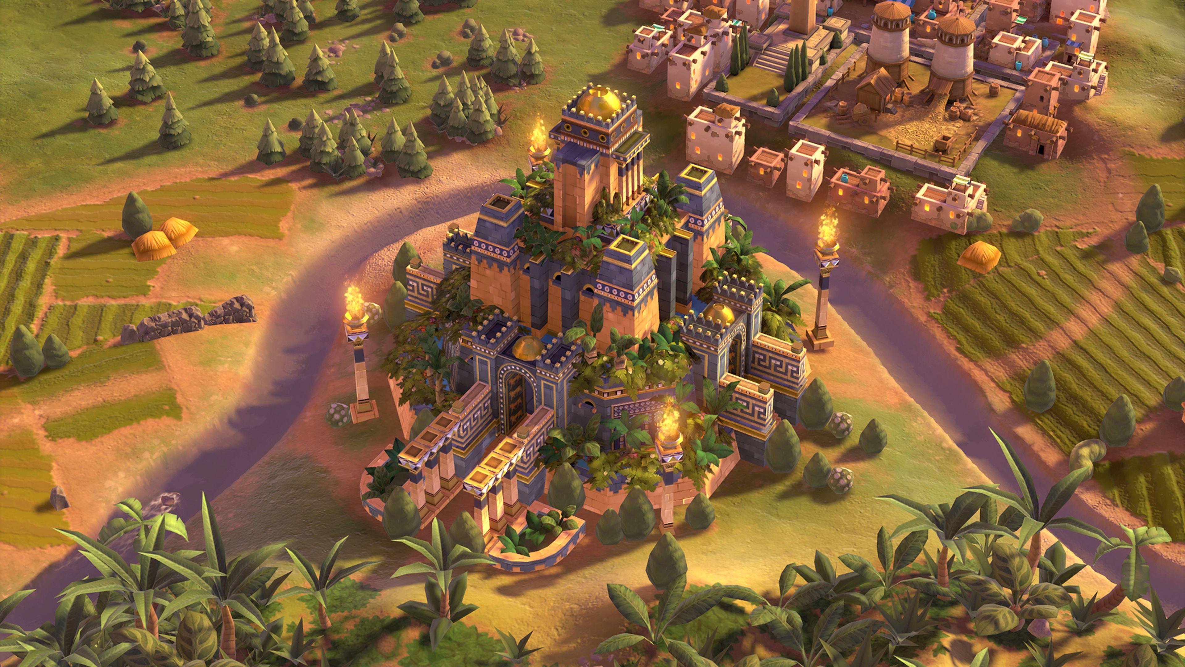 Скриншот №3 к Sid Meiers Civilization VI Platinum Edition