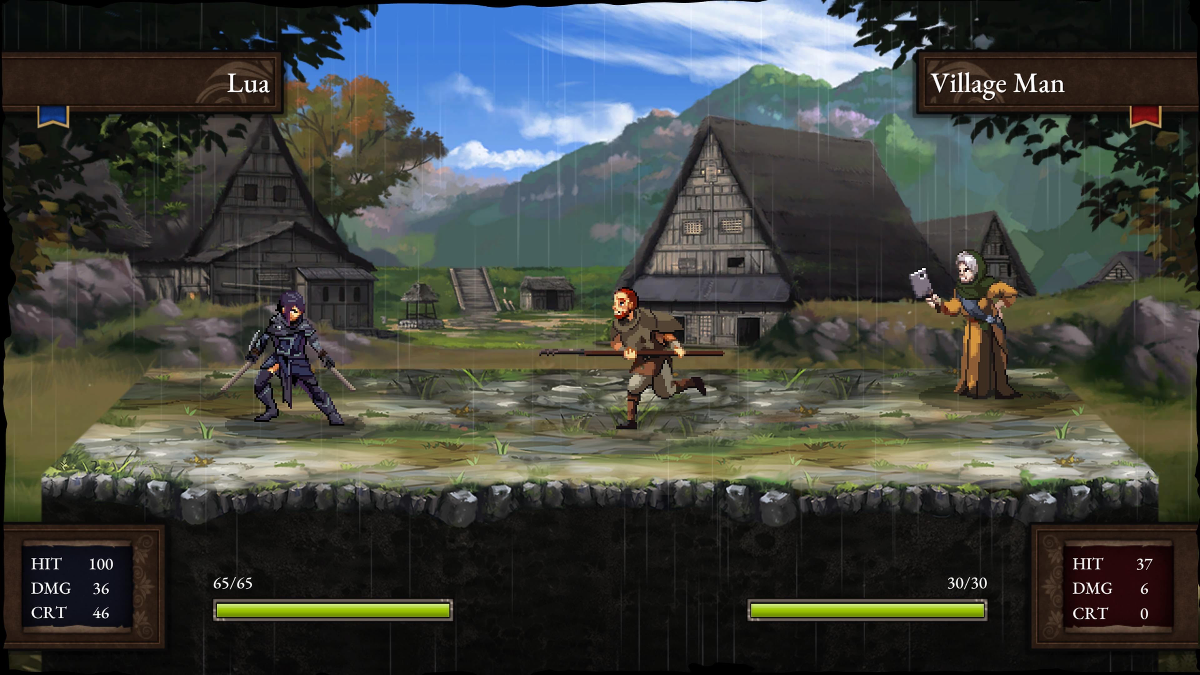 Скриншот №5 к Rise Eterna
