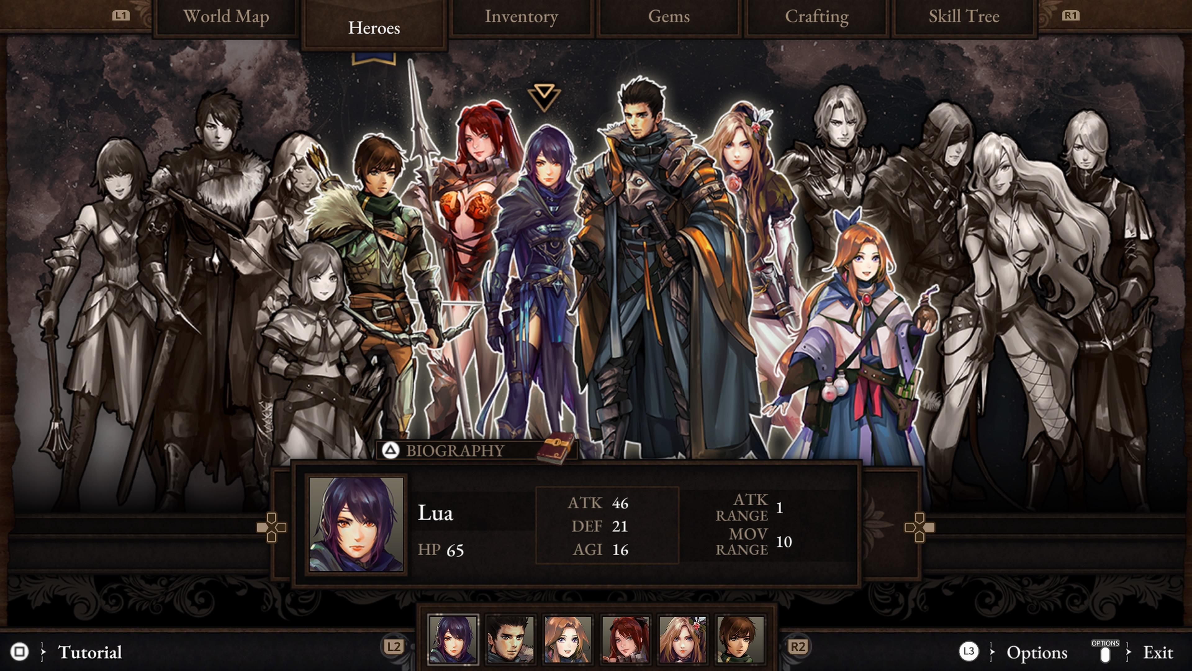 Скриншот №3 к Rise Eterna