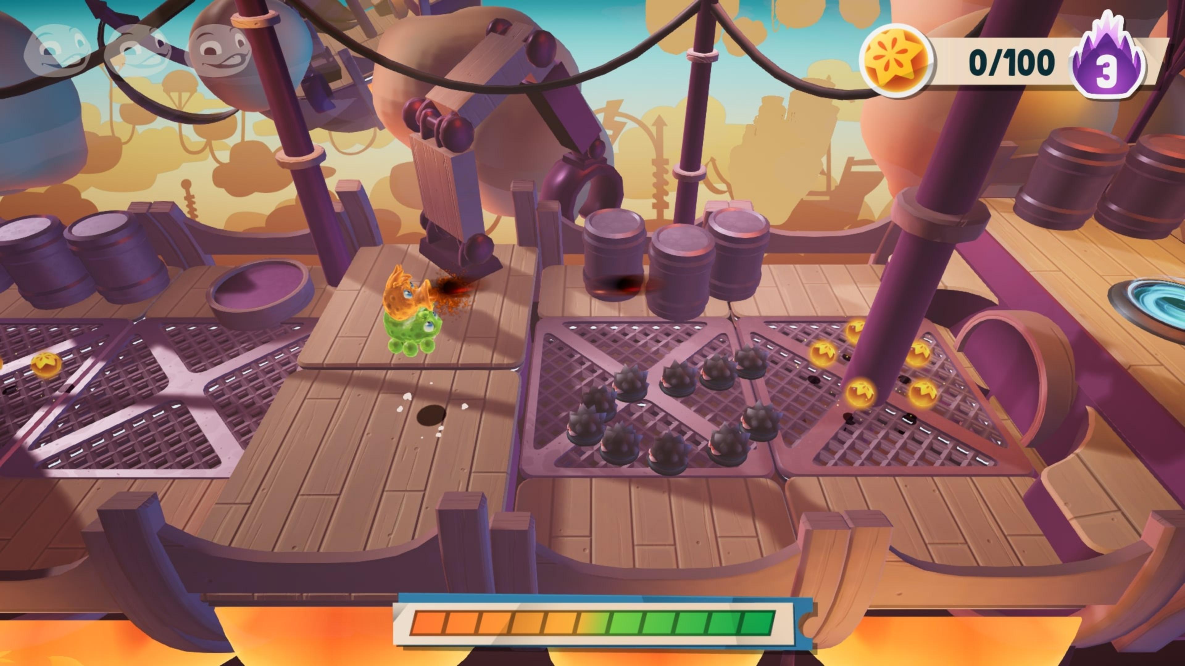 Скриншот №9 к Gelly Break Deluxe