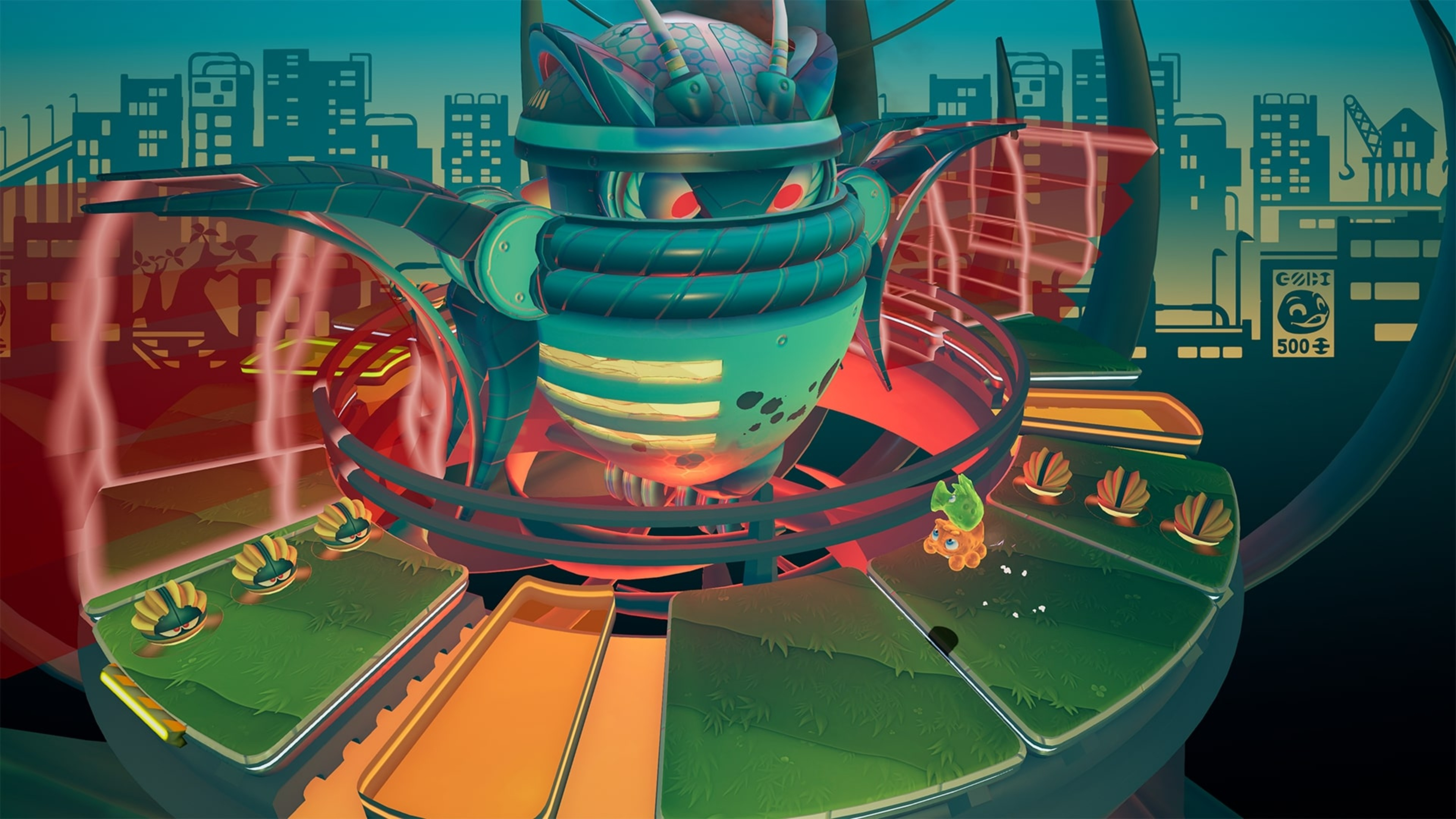 Скриншот №2 к Gelly Break Deluxe