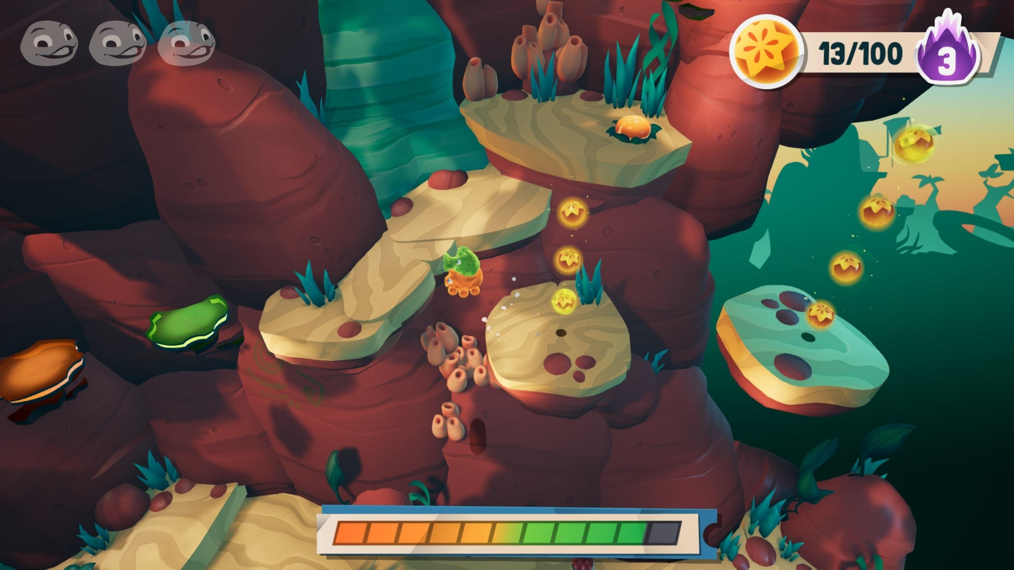 Скриншот №6 к Gelly Break Deluxe