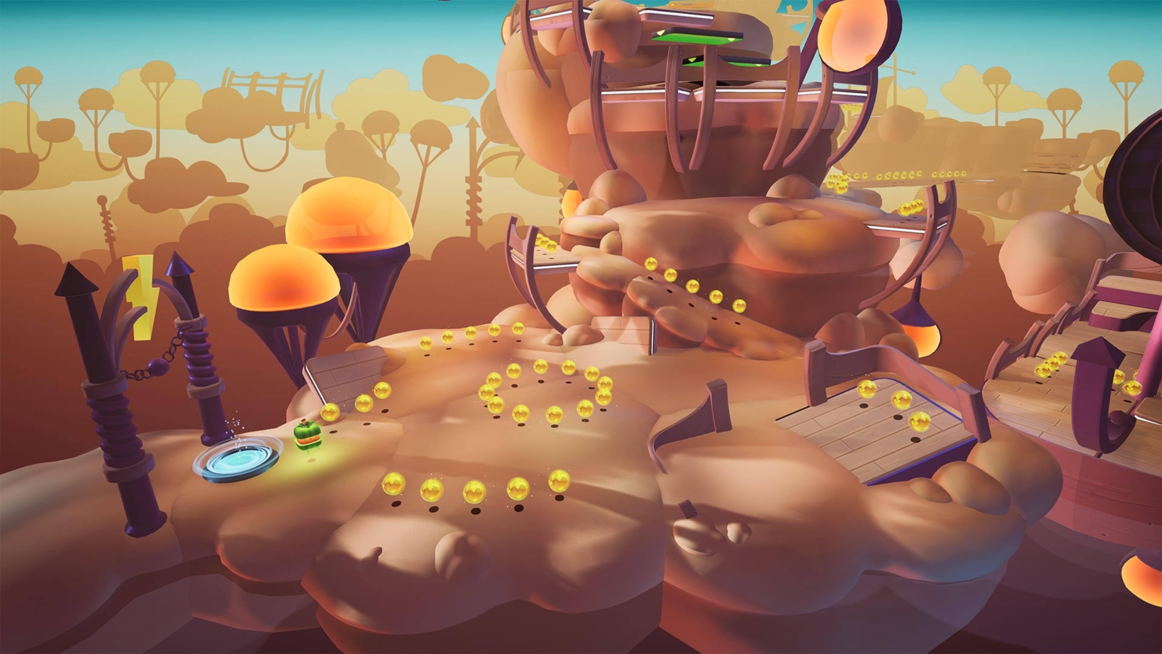 Скриншот №10 к Gelly Break Deluxe