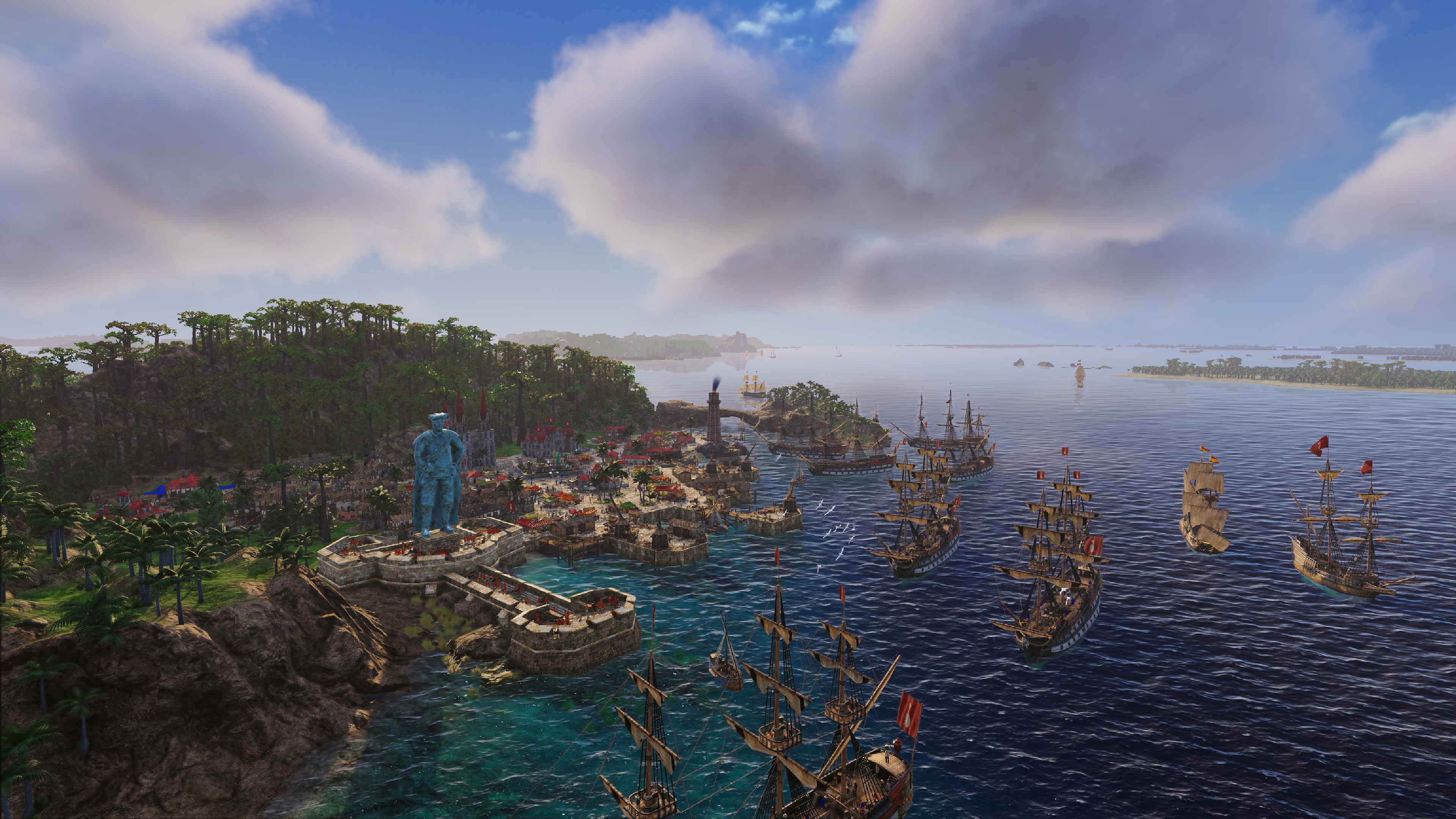 Скриншот №6 к Port Royale 4 - Extended Edition