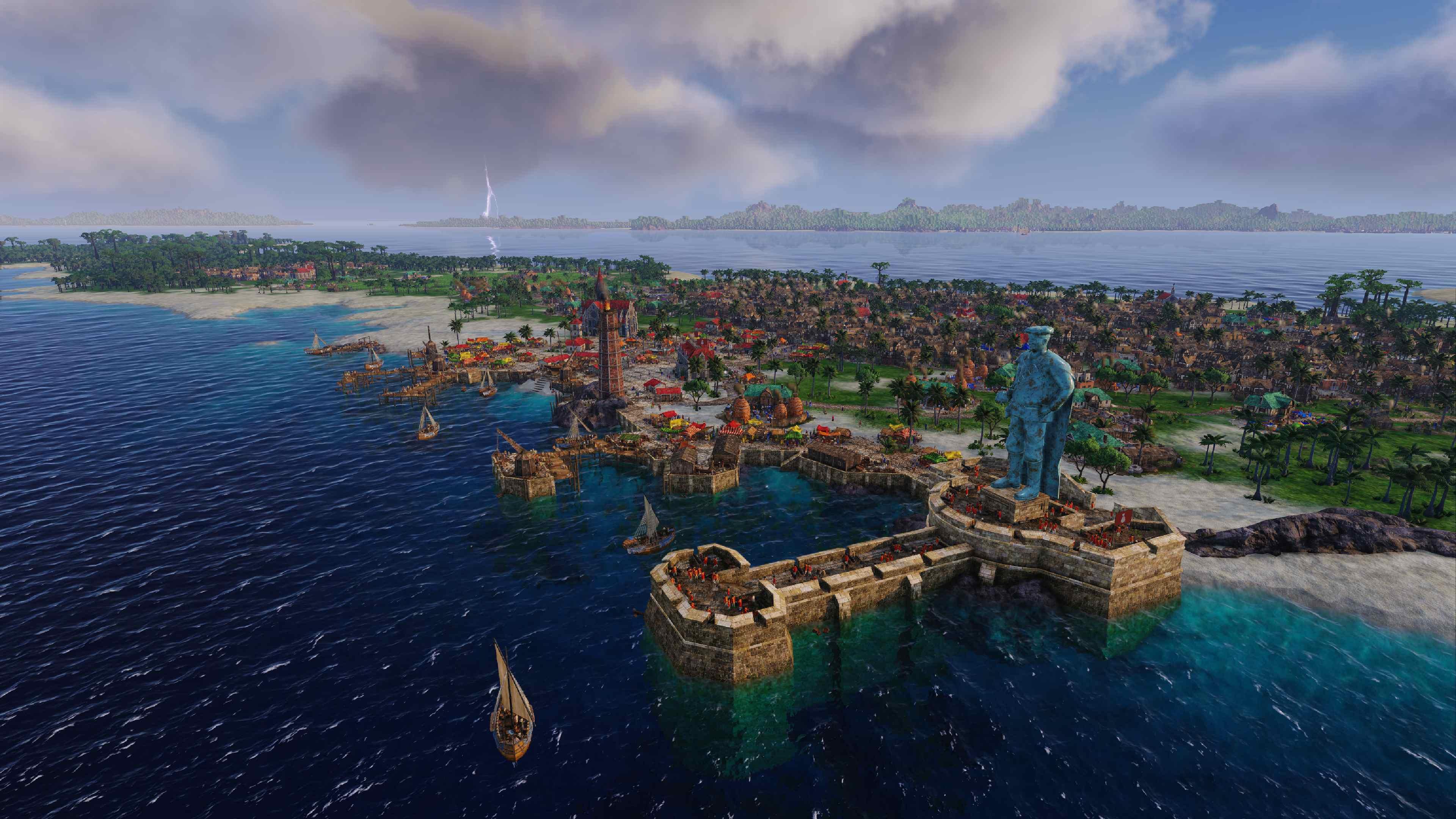 Скриншот №9 к Port Royale 4 - Extended Edition