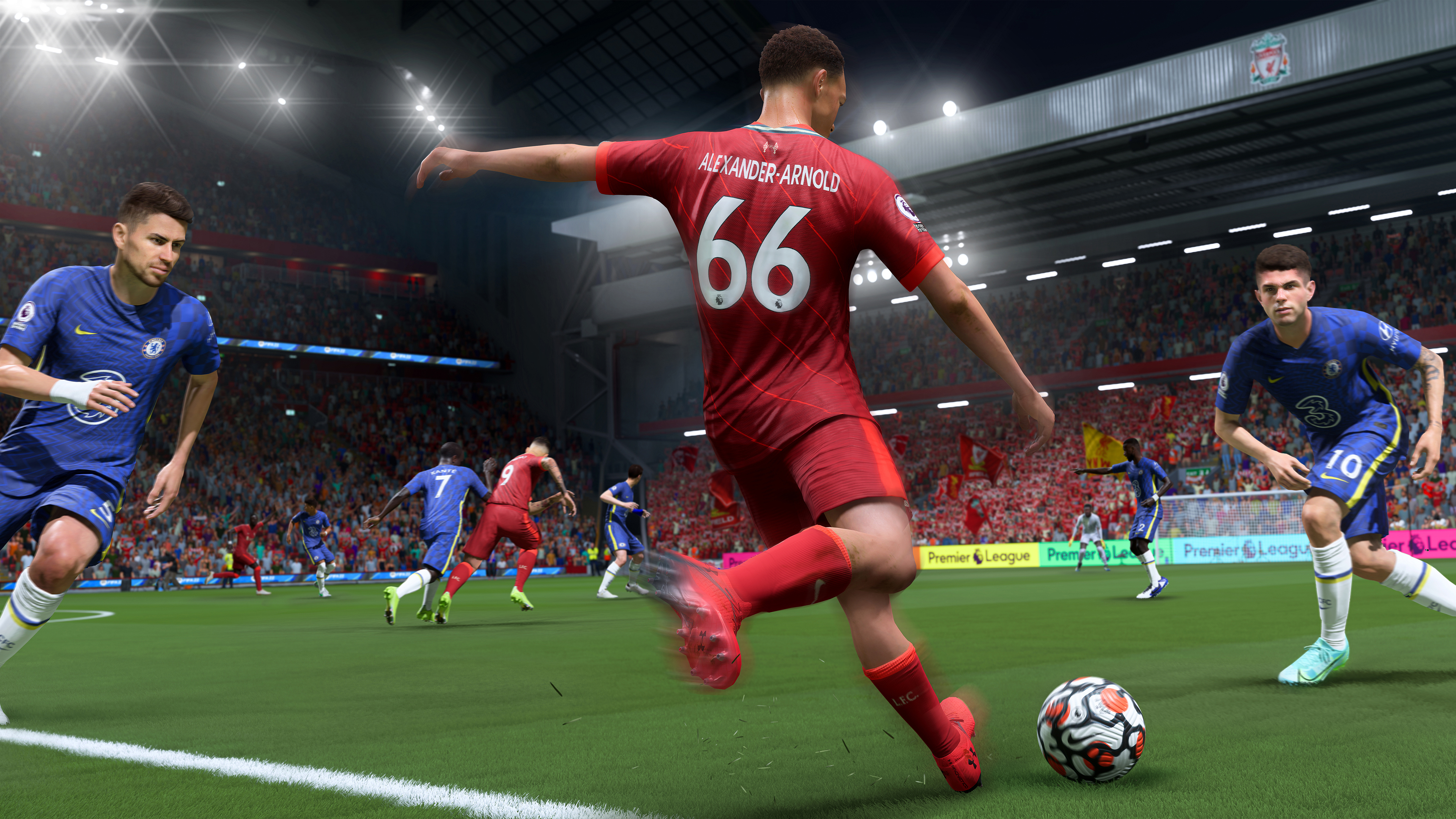 Скриншот №2 к FIFA 22 PS5