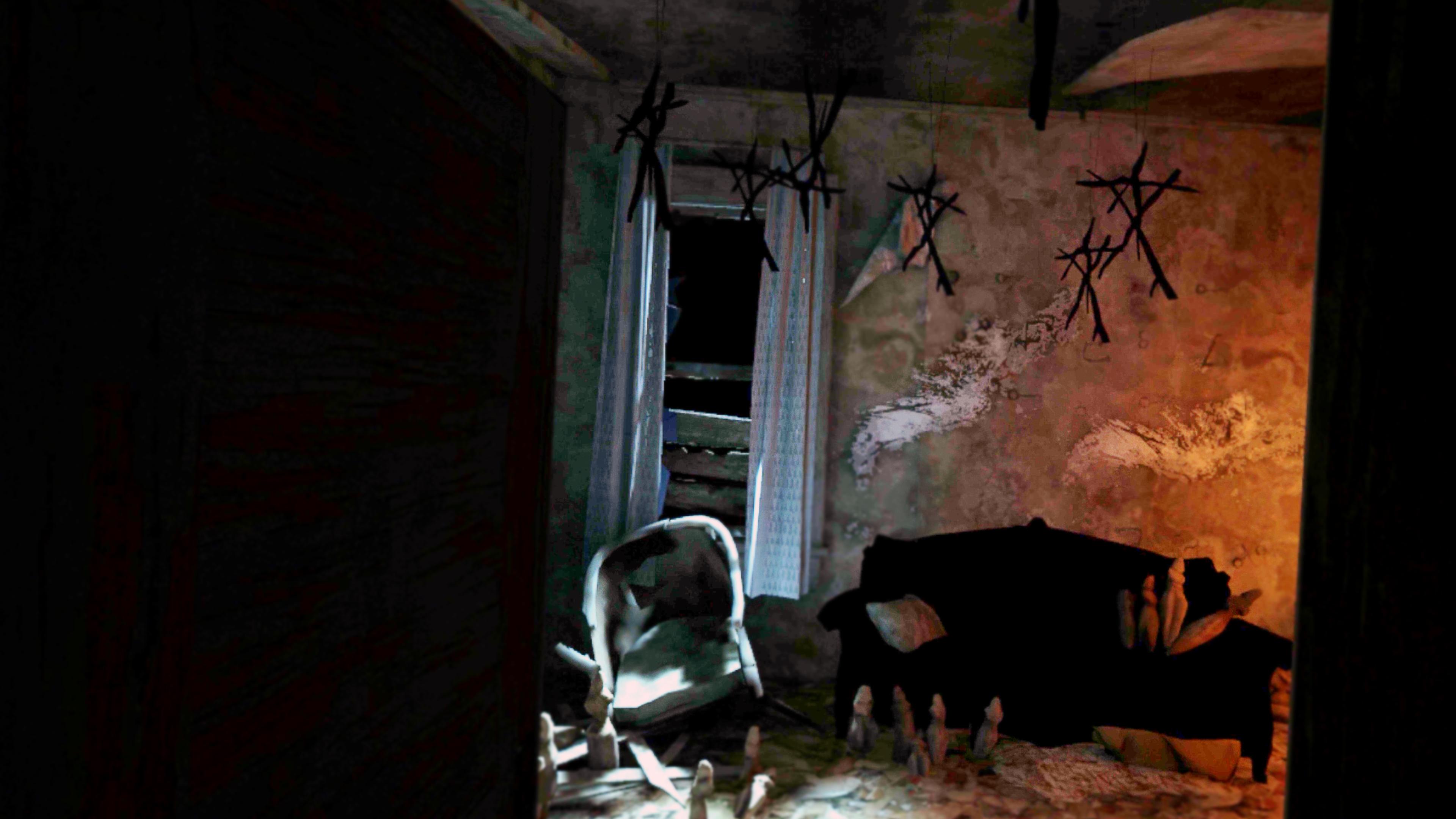 Скриншот №2 к Blair Witch VR Edition