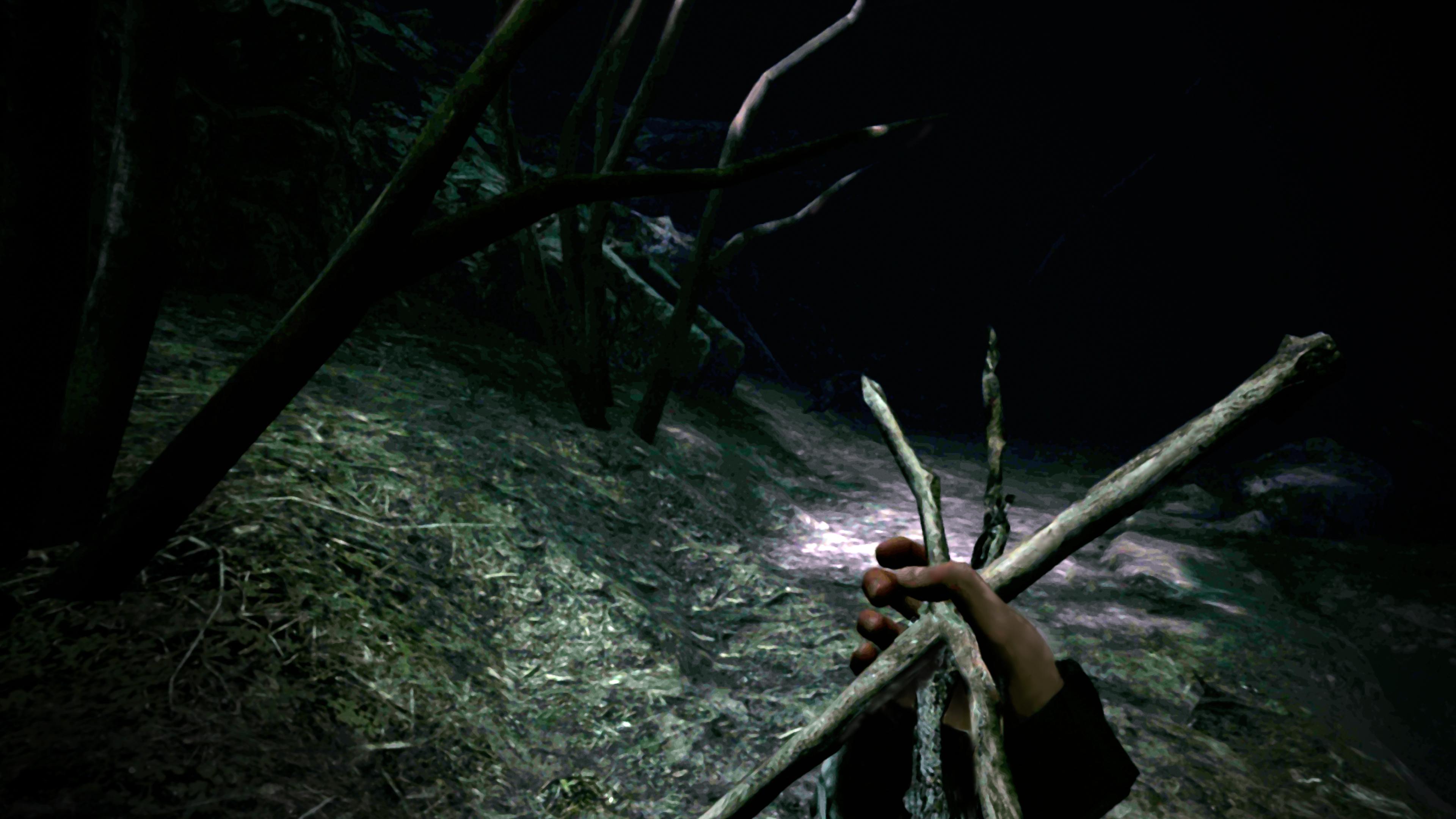 Скриншот №4 к Blair Witch VR Edition