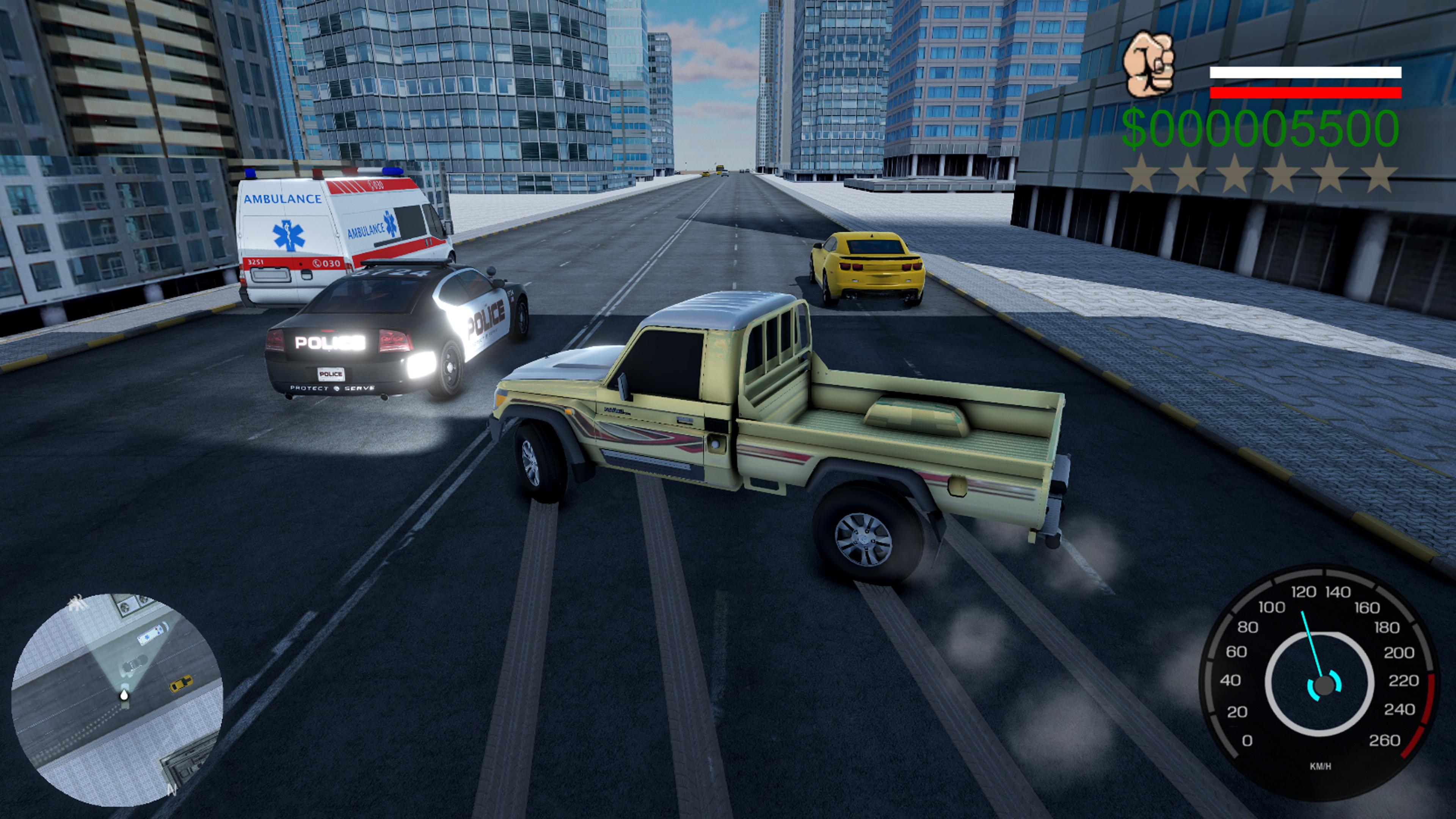 Скриншот №2 к Arab Drift Cars