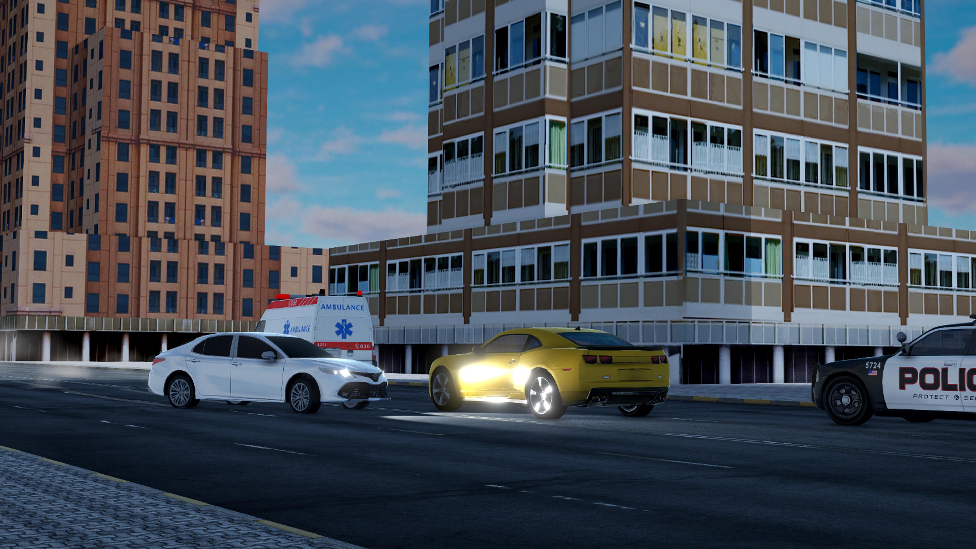 Скриншот №1 к Arab Drift Cars