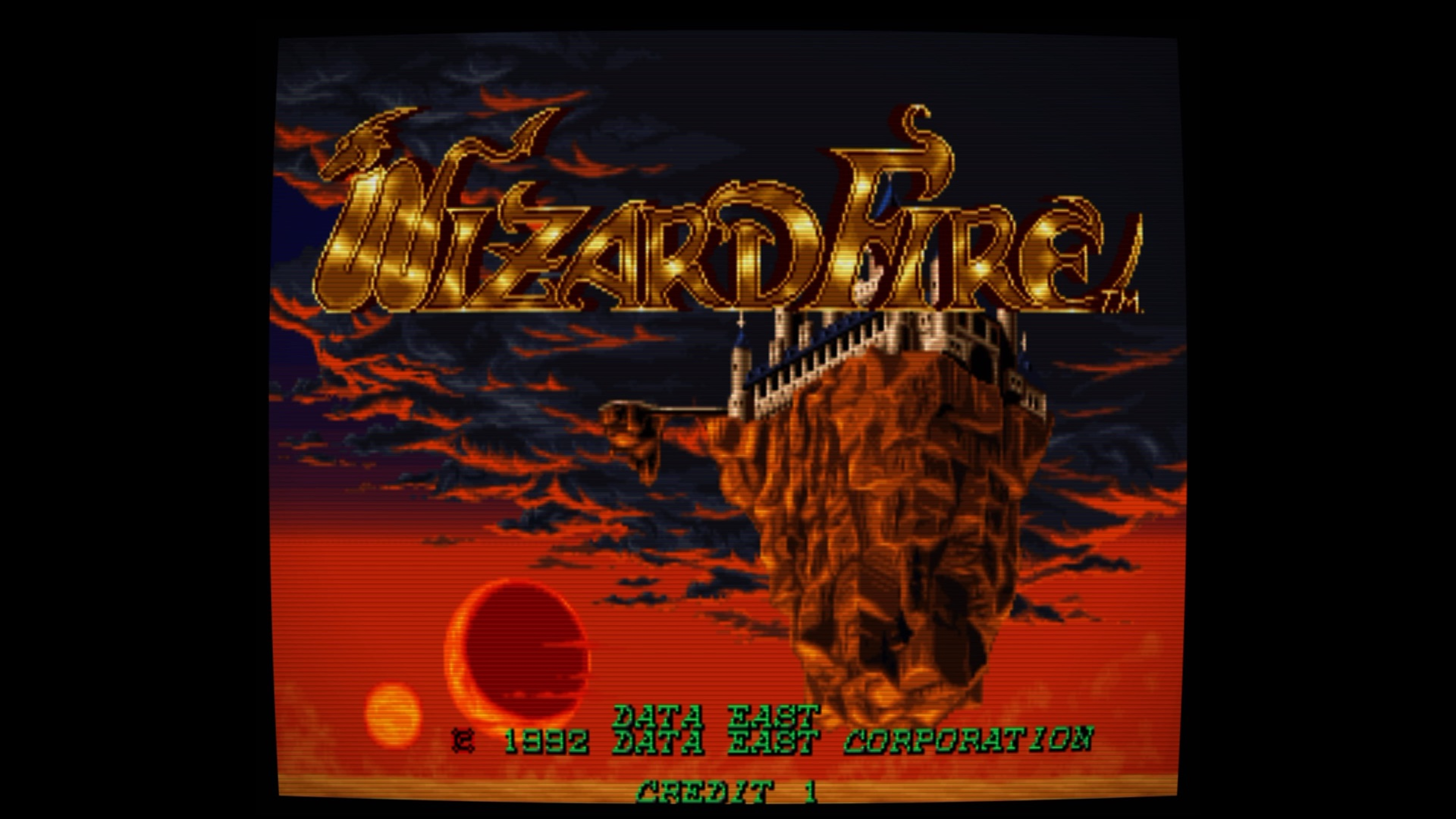 Скриншот №2 к Wizard Fire