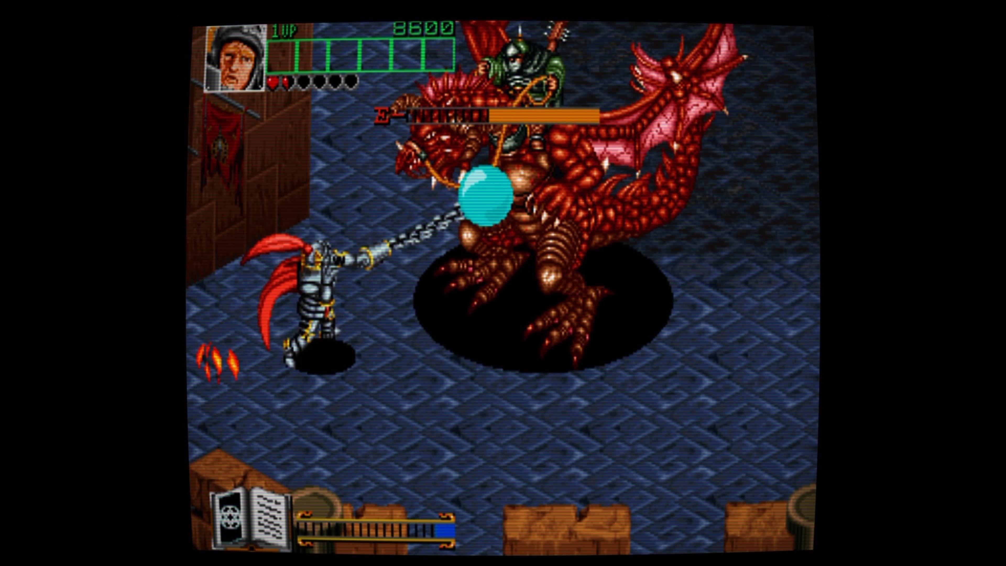 Скриншот №4 к Wizard Fire