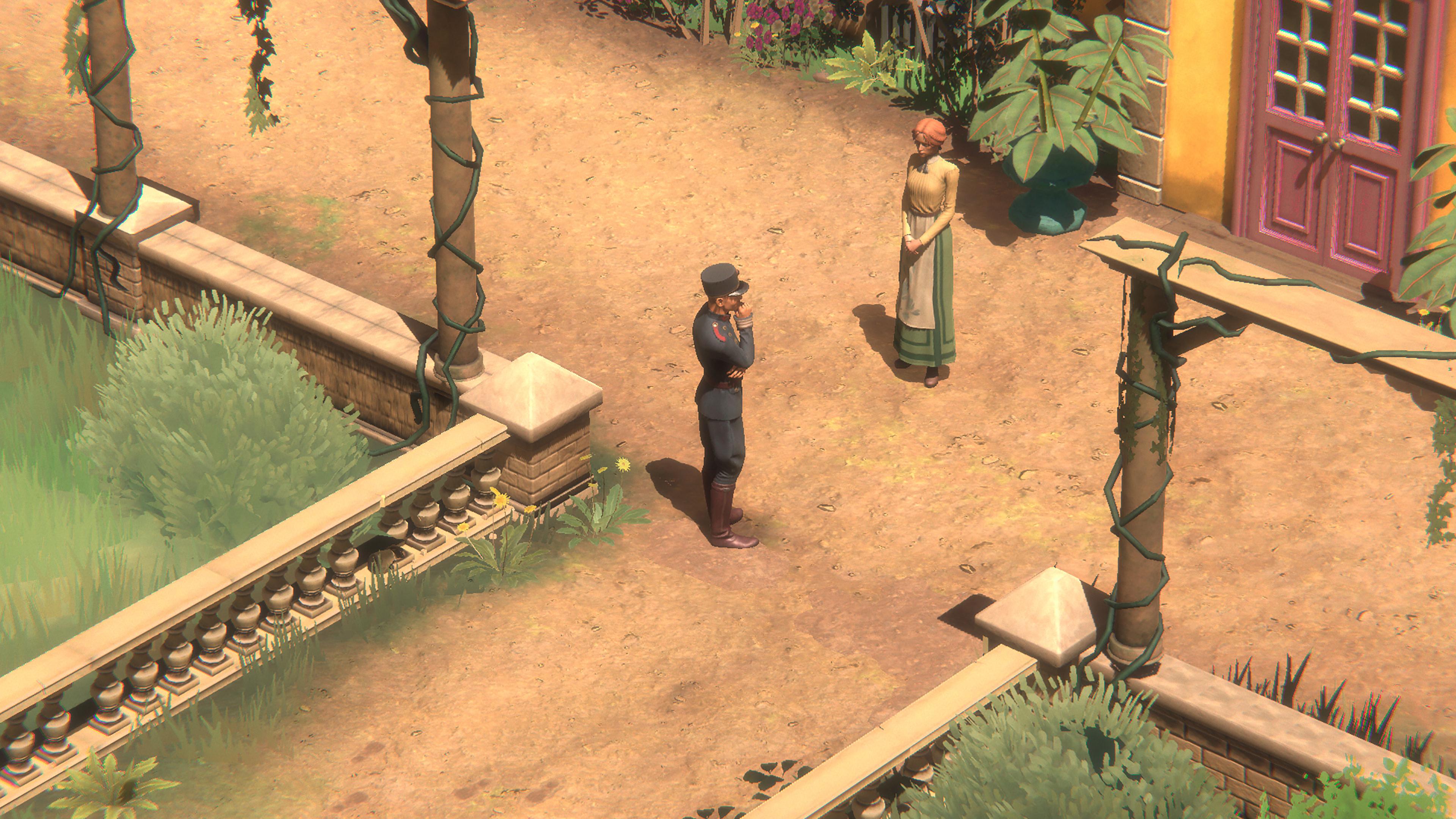 Скриншот №2 к Агата Кристи - Эркюль Пуаро Первое дело