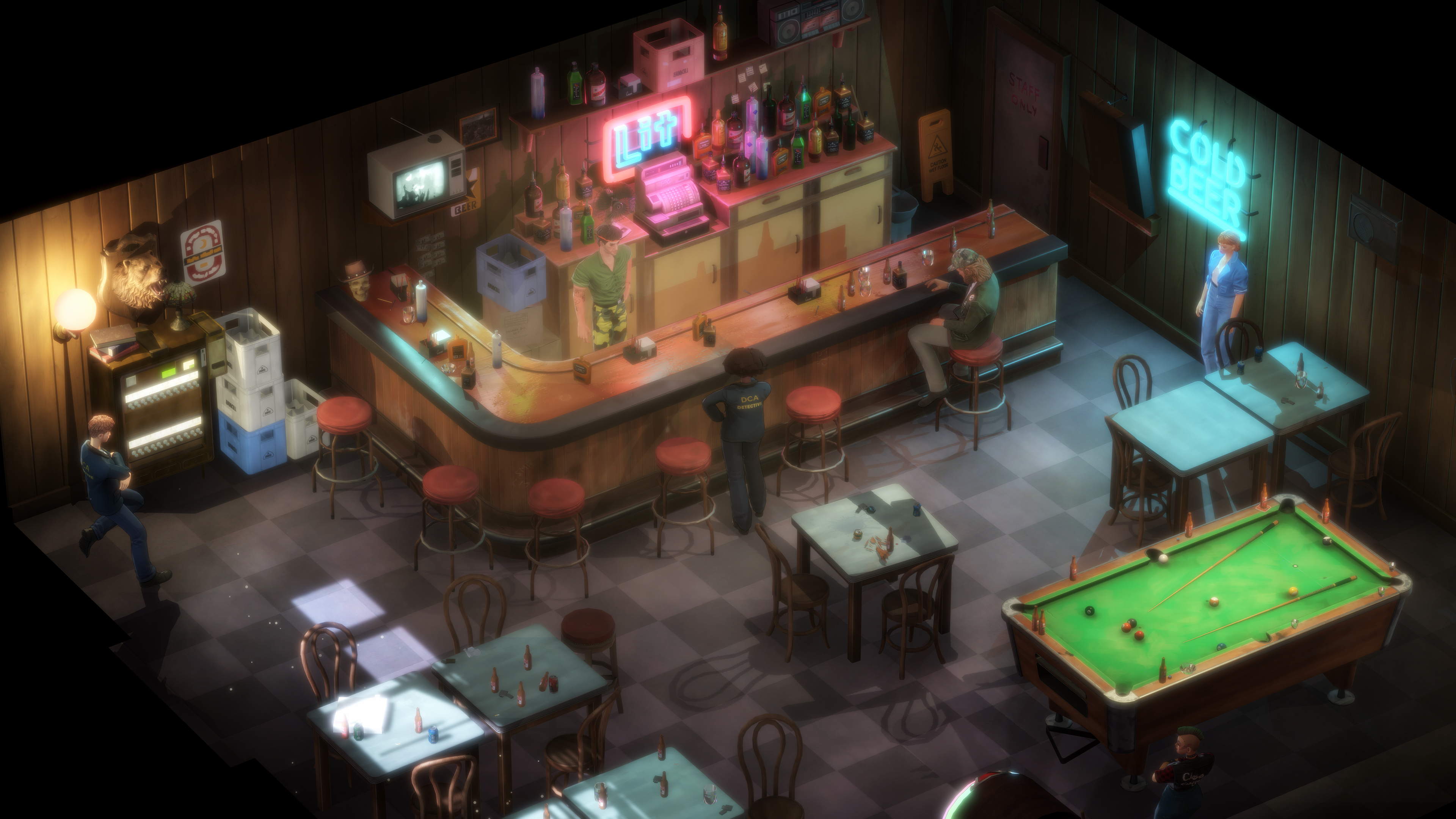 Скриншот №1 к Murder Mystery Machine Машина таинственных убийств