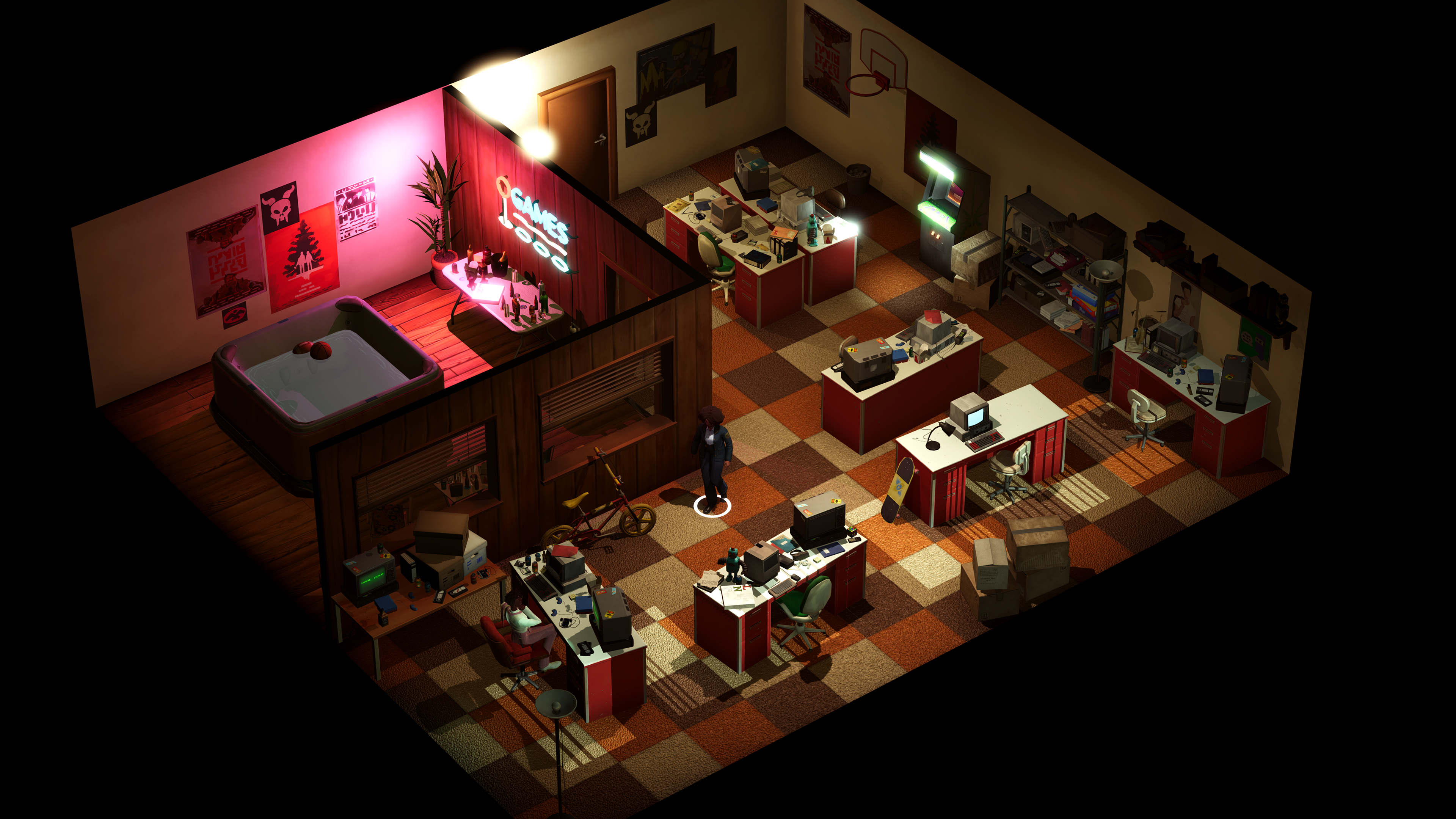Скриншот №4 к Murder Mystery Machine Машина таинственных убийств