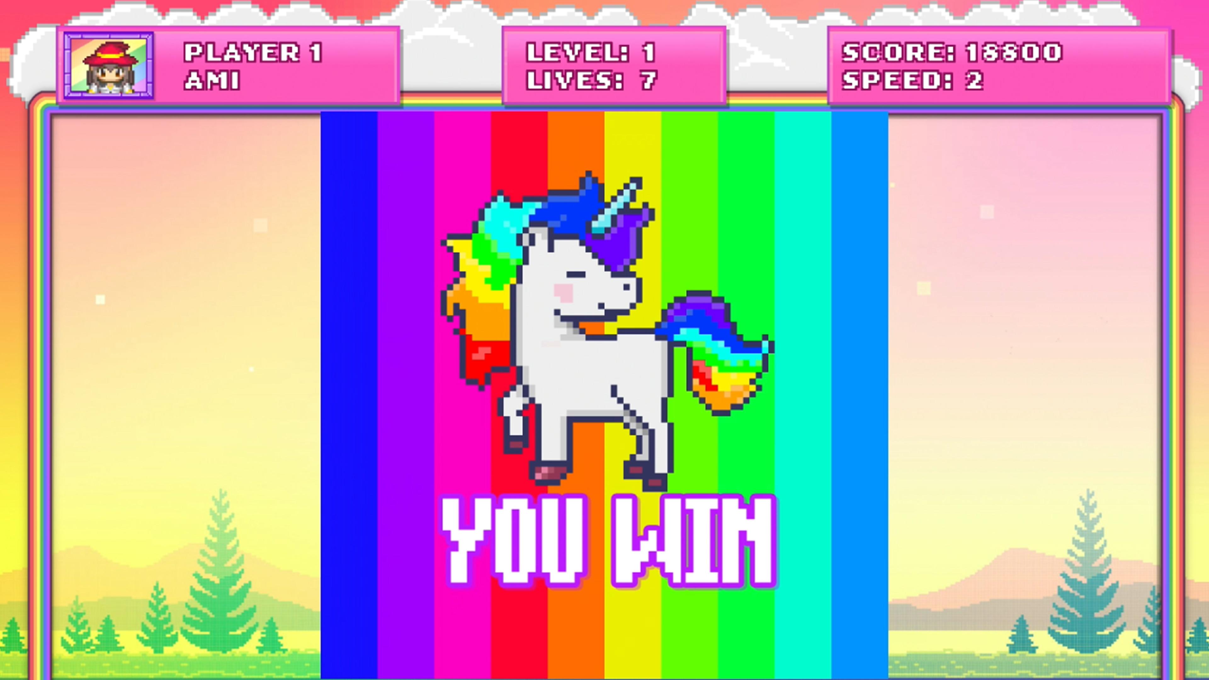 Скриншот №8 к Unicorn Break