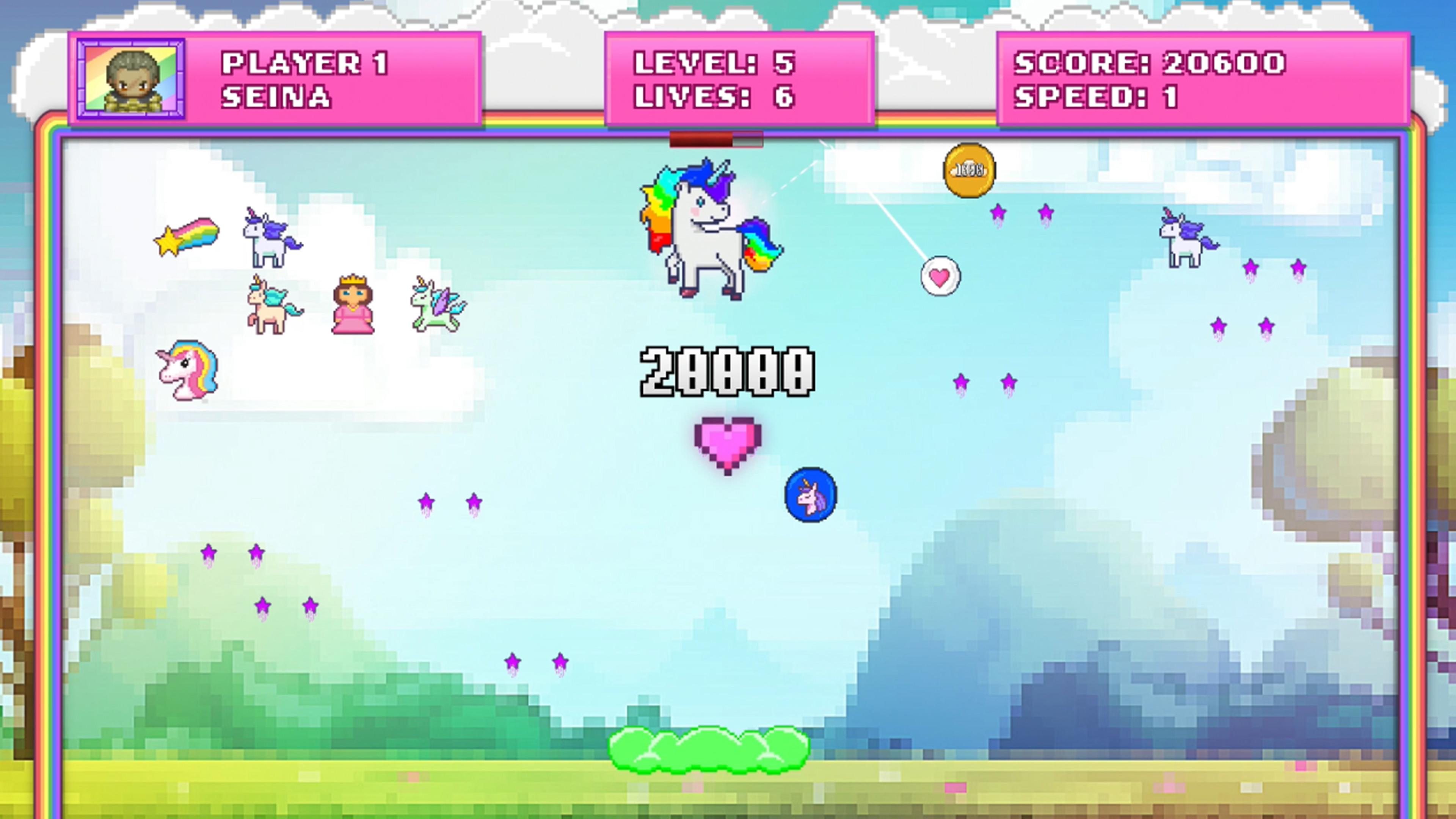 Скриншот №5 к Unicorn Break - Avatar Full Game Bundle