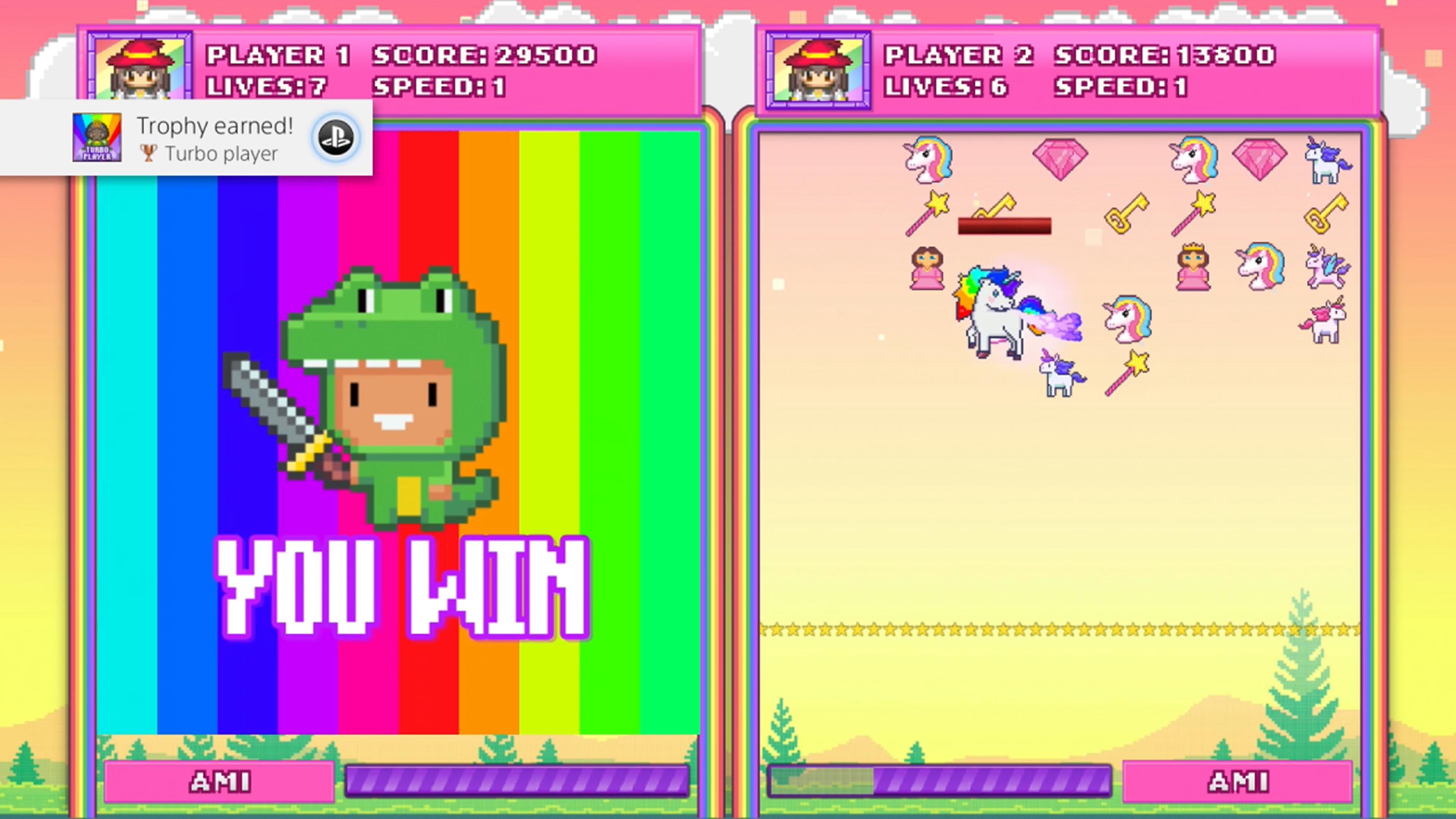 Скриншот №9 к Unicorn Break Head to Head - Avatar Full Game Bundle