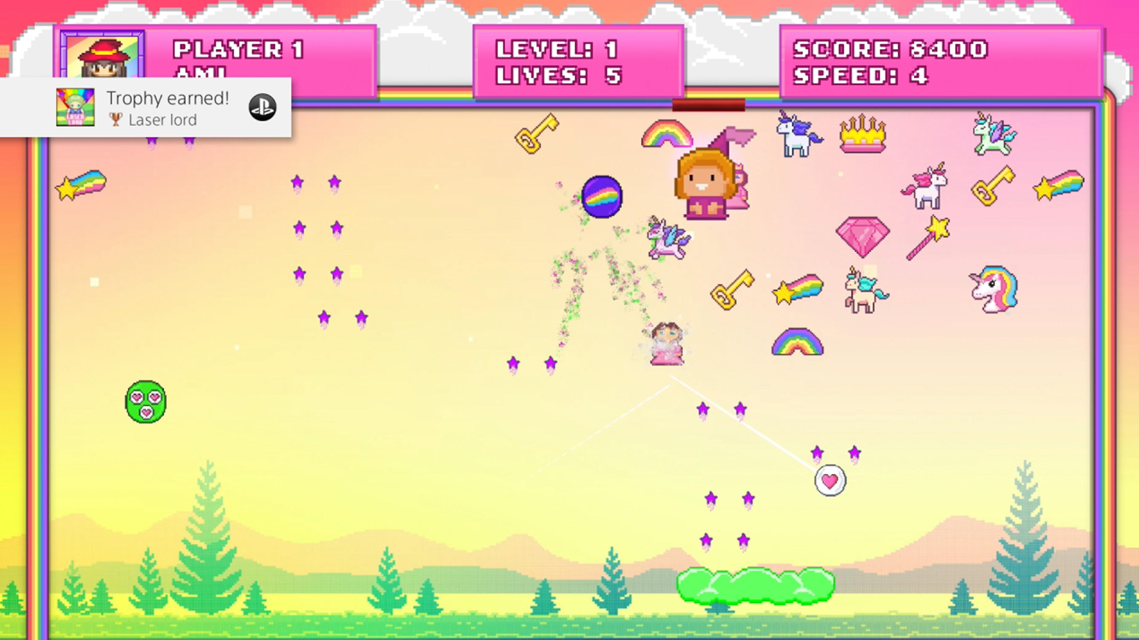 Скриншот №2 к Unicorn Break - Avatar Full Game Bundle