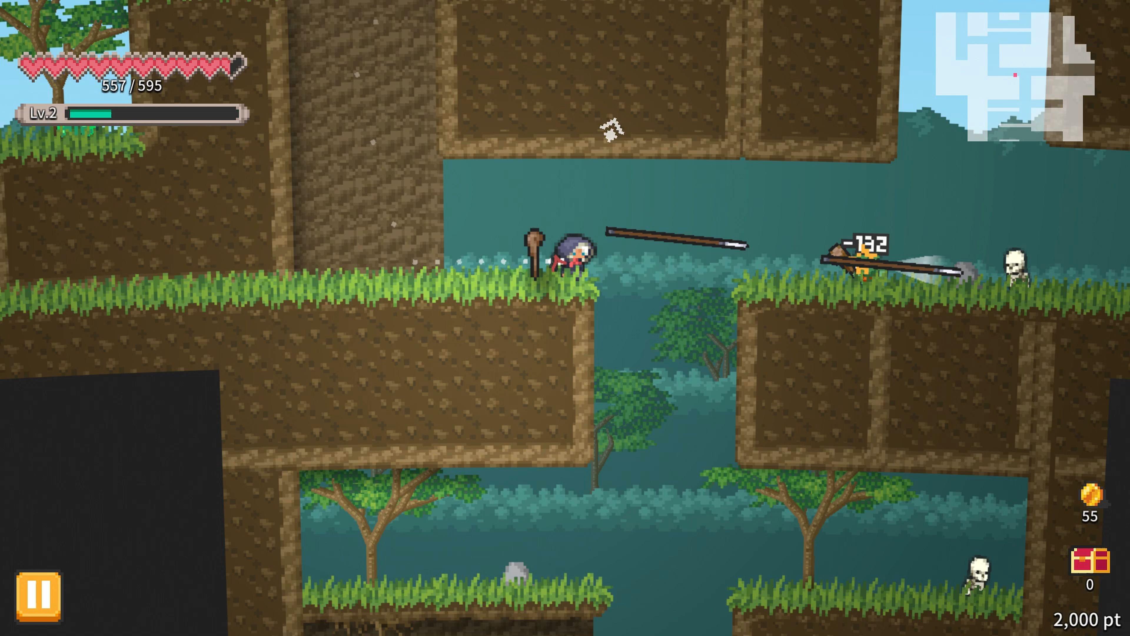 Скриншот №10 к Rogue Explorer PS4 and PS5