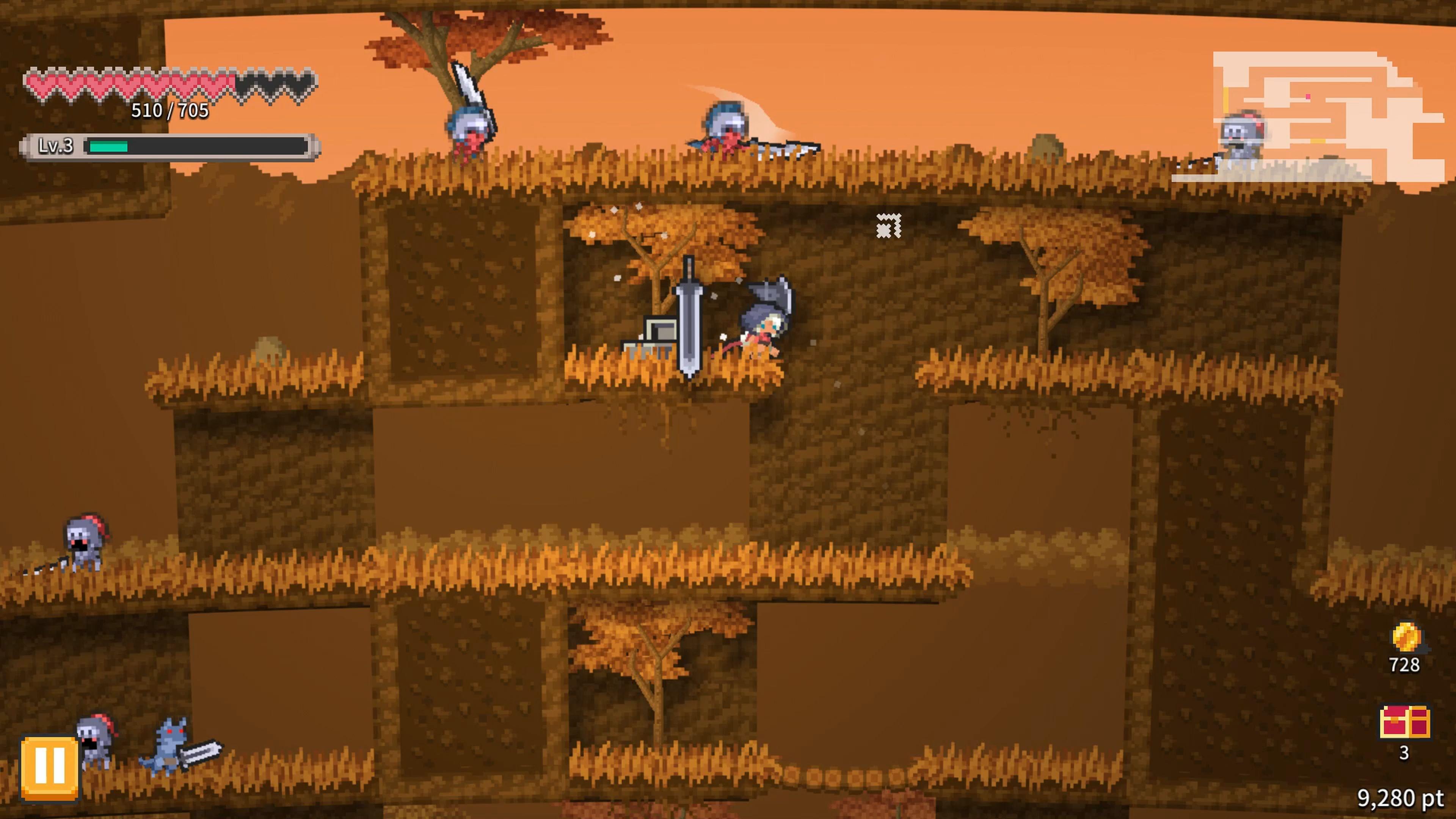 Скриншот №6 к Rogue Explorer PS4 and PS5