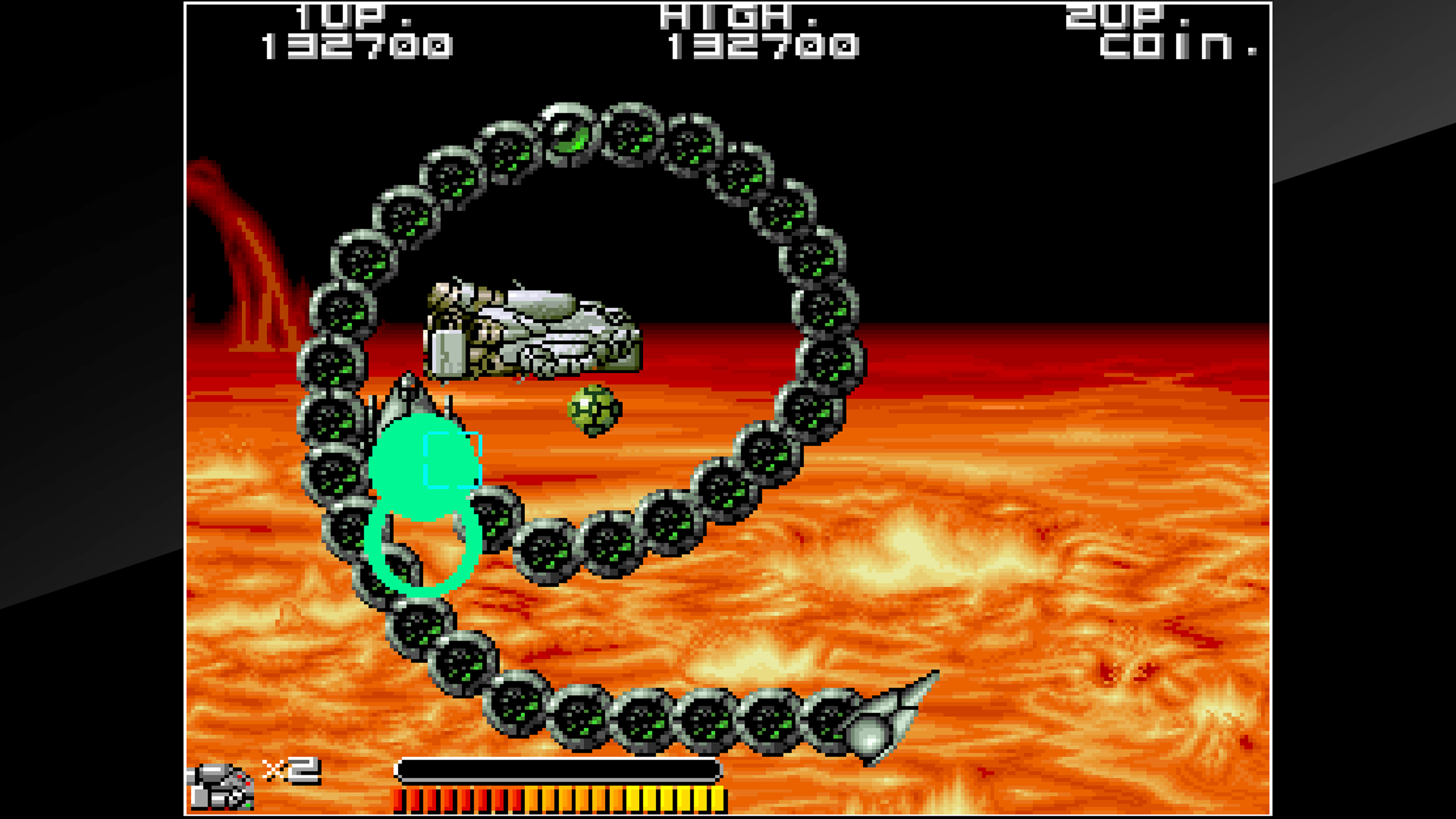 Скриншот №7 к Arcade Archives BIO-SHIP PALADIN