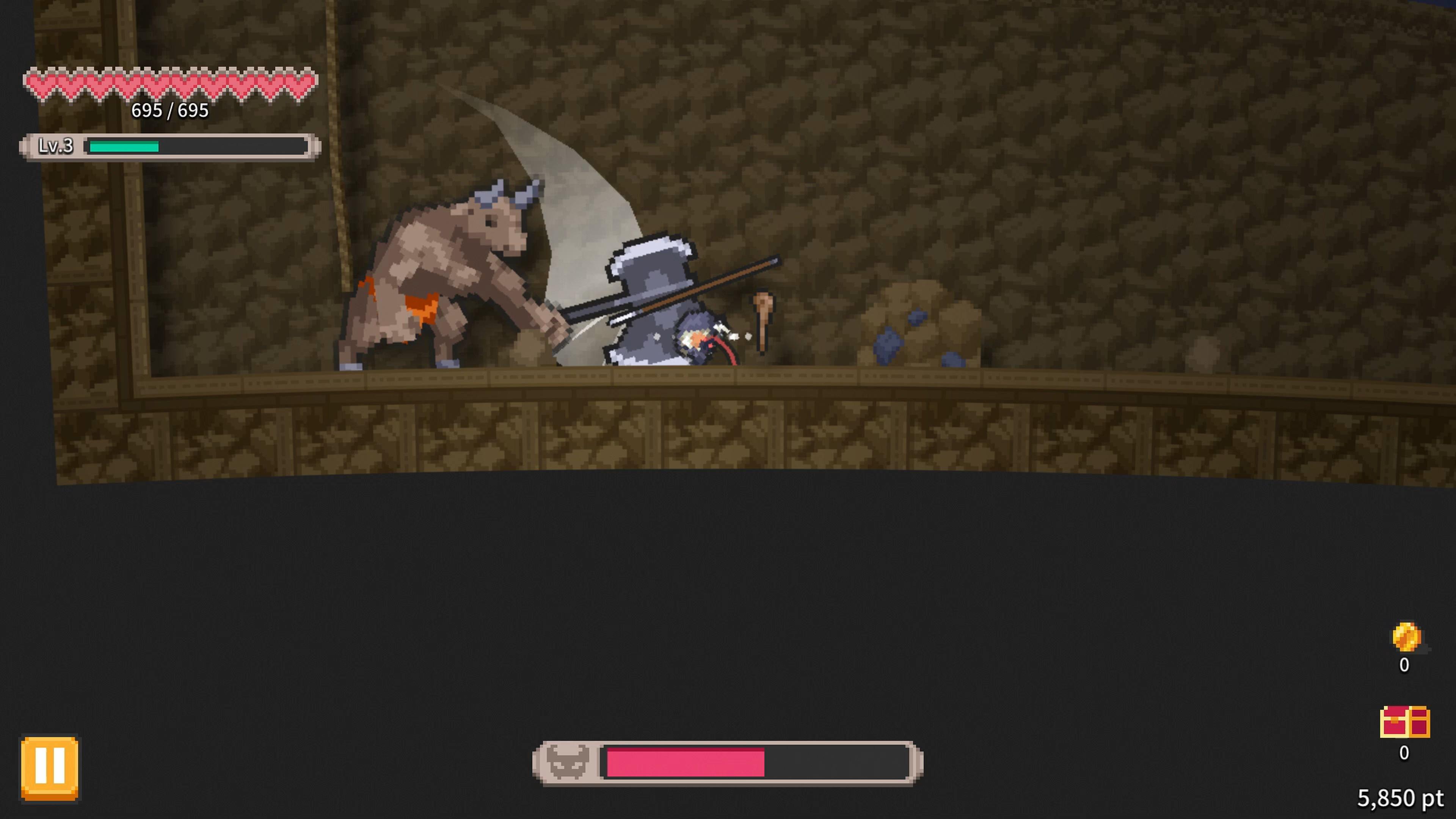 Скриншот №2 к Rogue Explorer PS4 and PS5