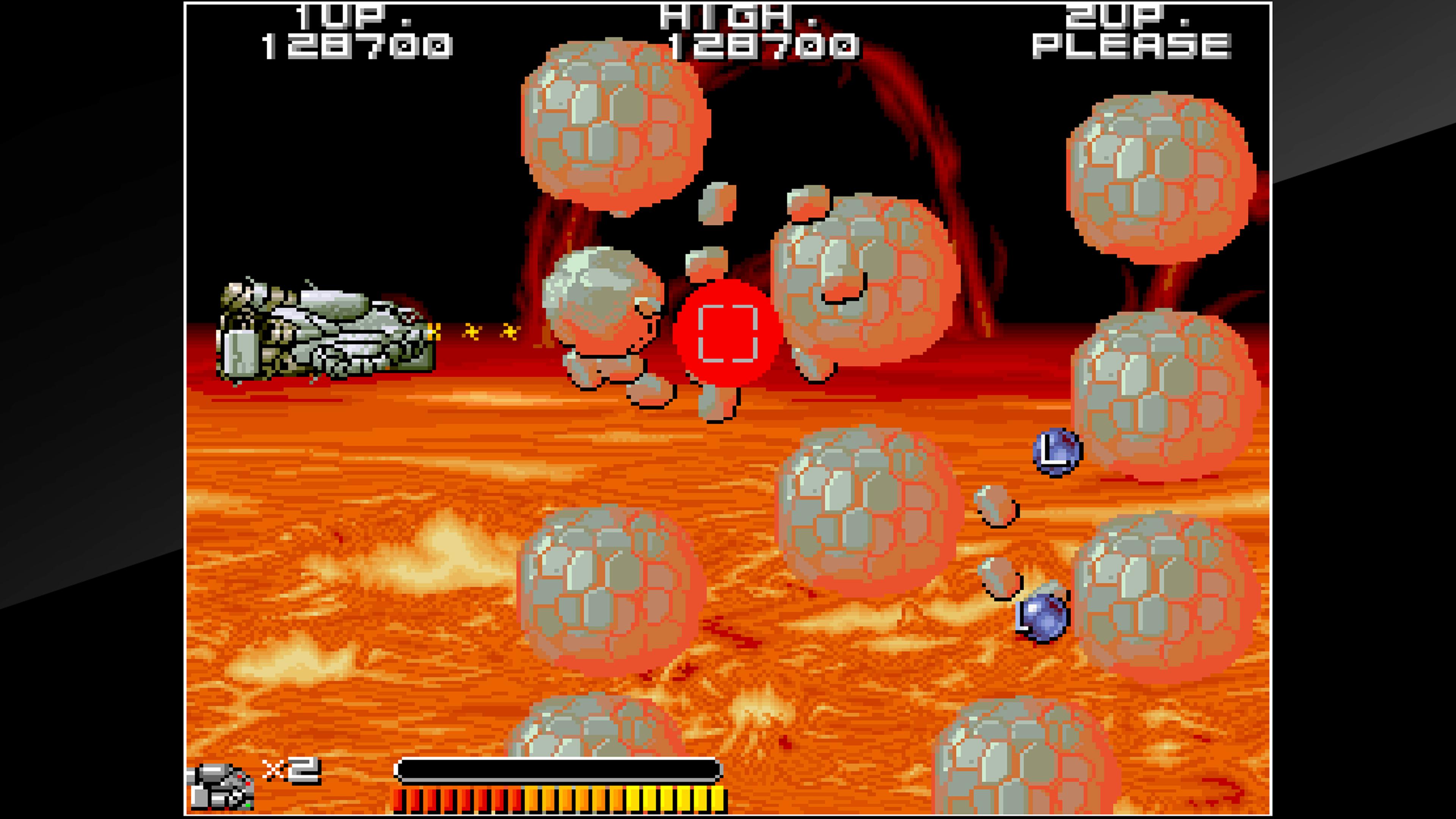 Скриншот №6 к Arcade Archives BIO-SHIP PALADIN
