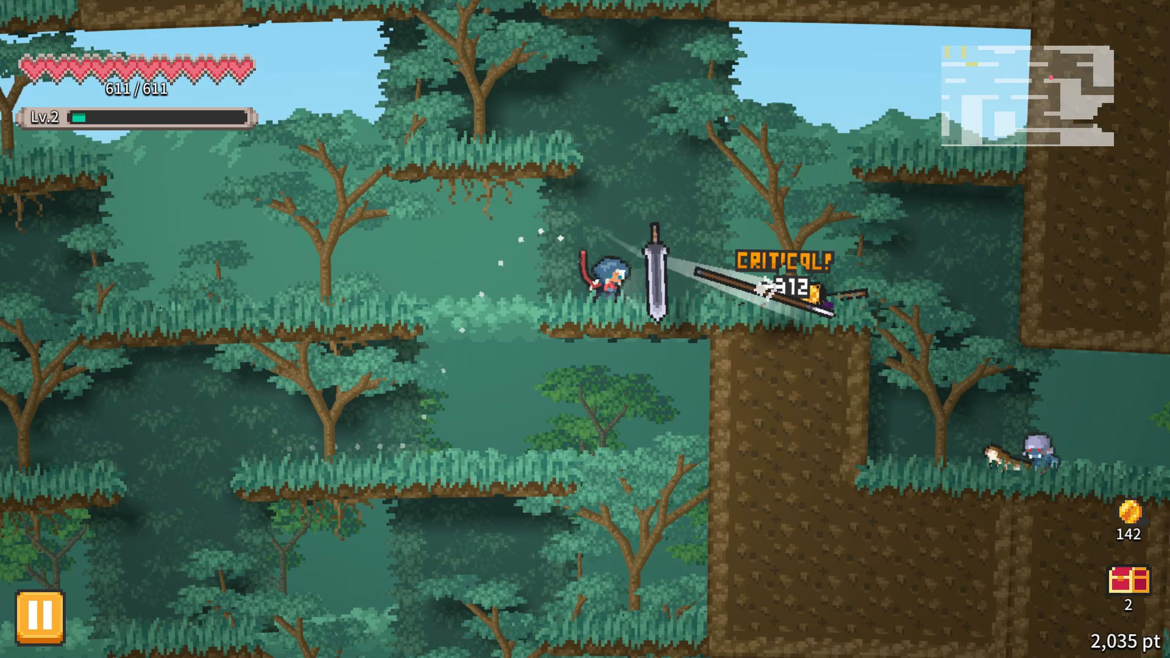 Скриншот №9 к Rogue Explorer PS4 and PS5