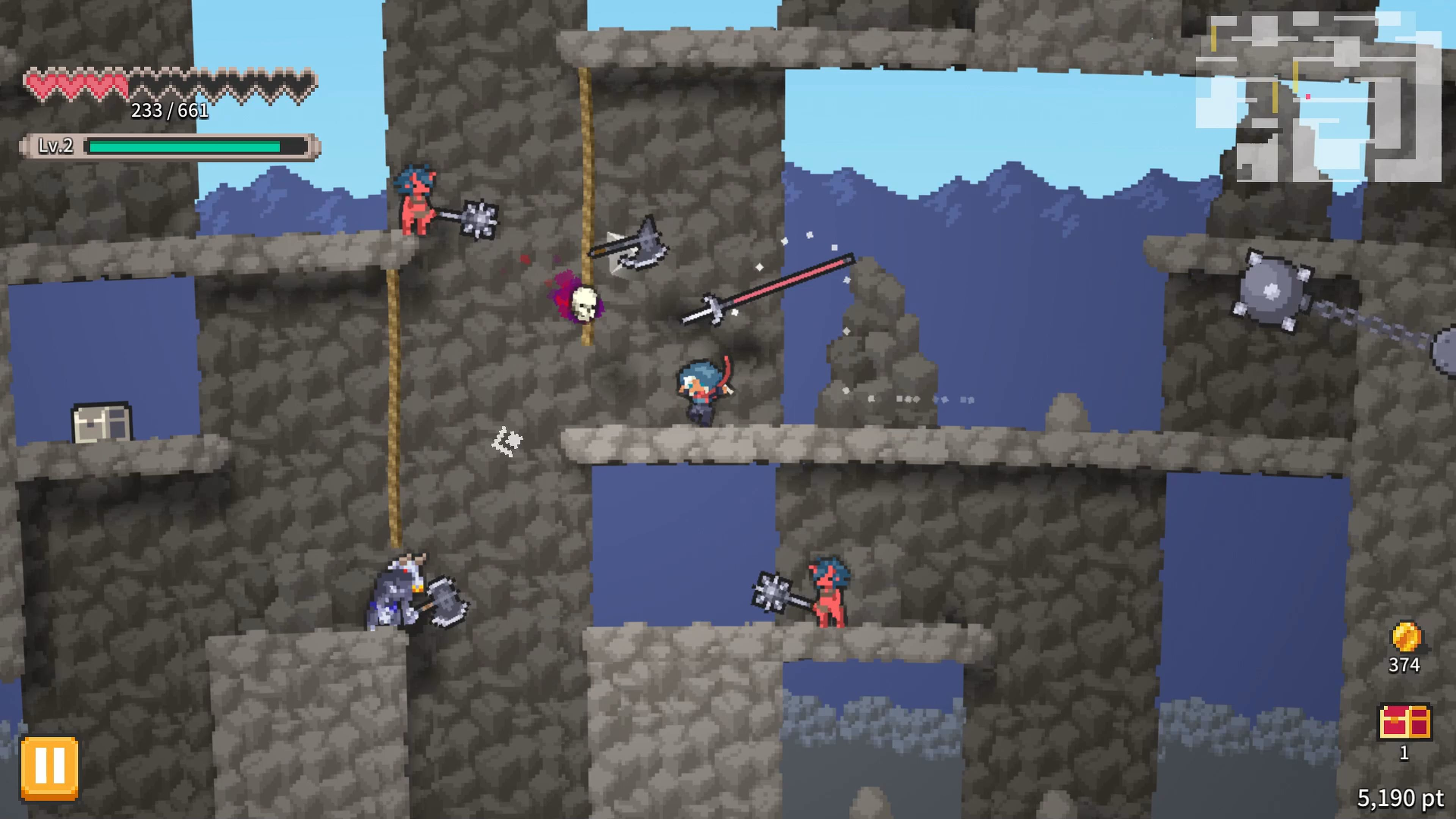 Скриншот №4 к Rogue Explorer PS4 and PS5