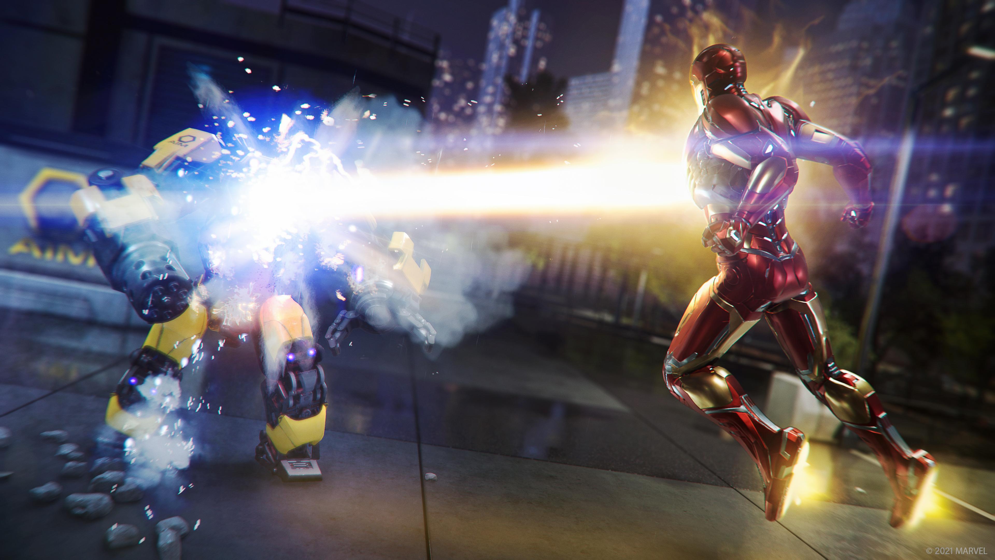 Скриншот №4 к «Мстители Marvel» издание «Финал»