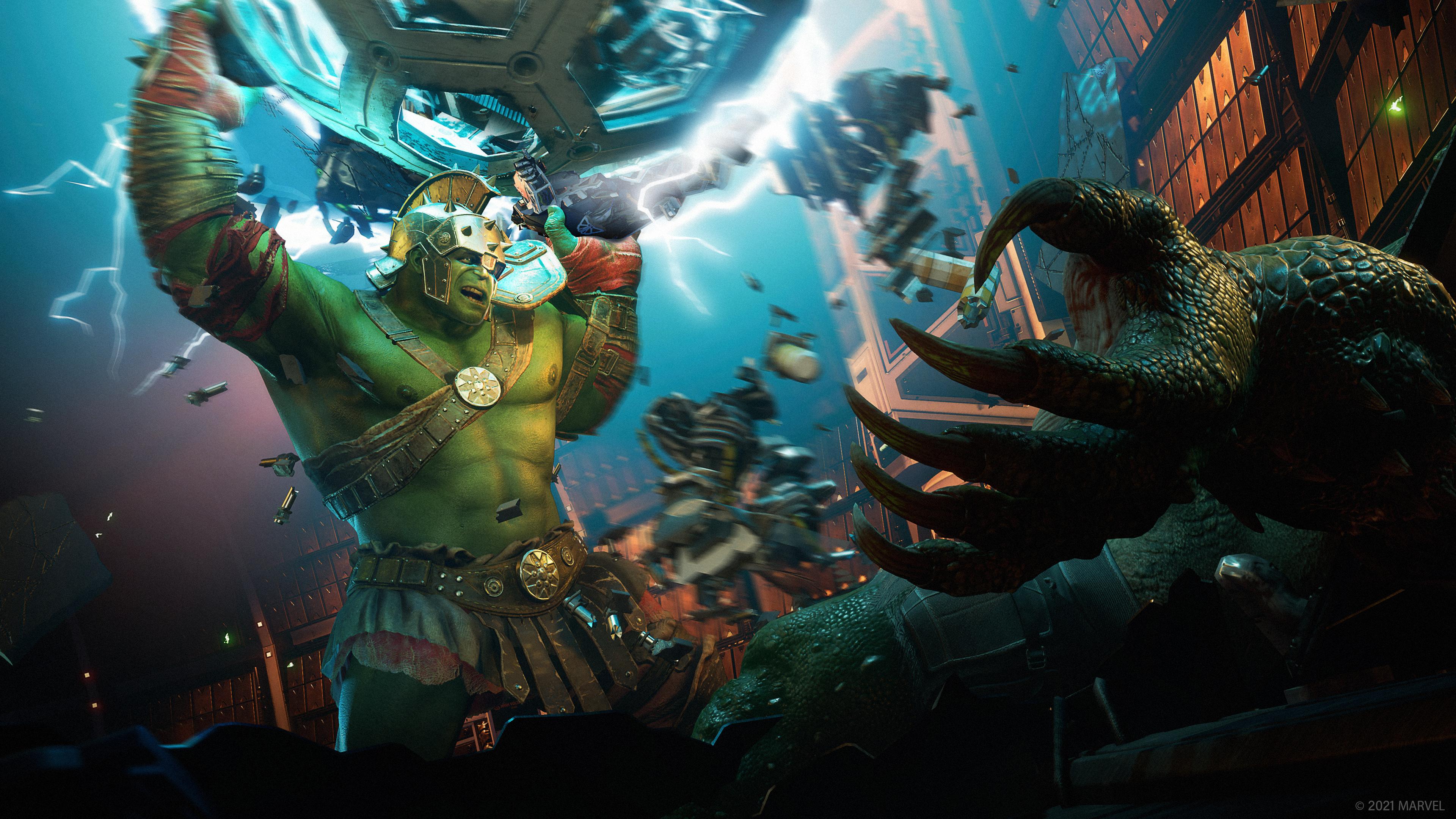 Скриншот №3 к «Мстители Marvel» издание «Финал»