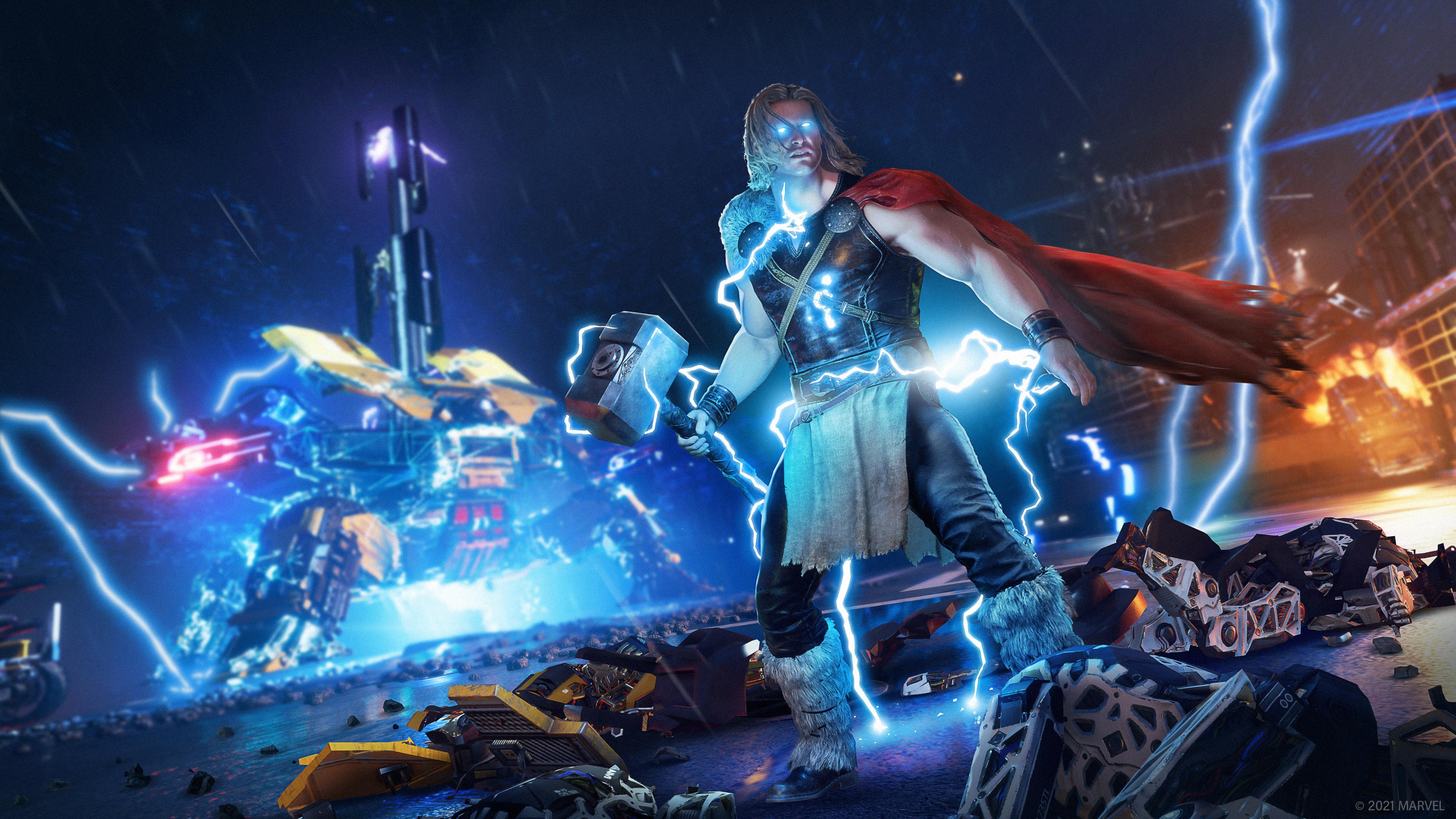 Скриншот №7 к «Мстители Marvel» издание «Финал»