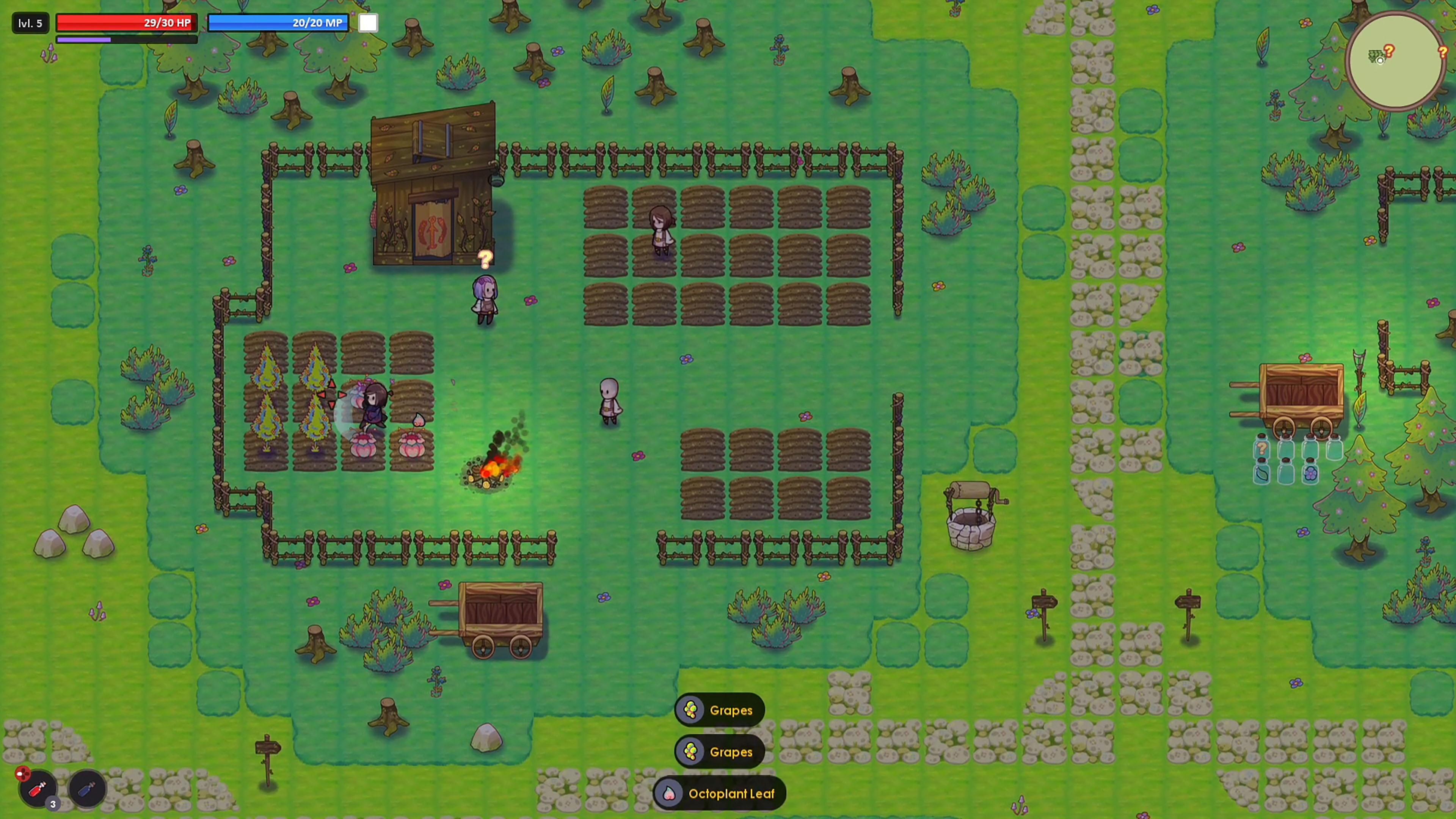 Скриншот №2 к WeakWood Throne