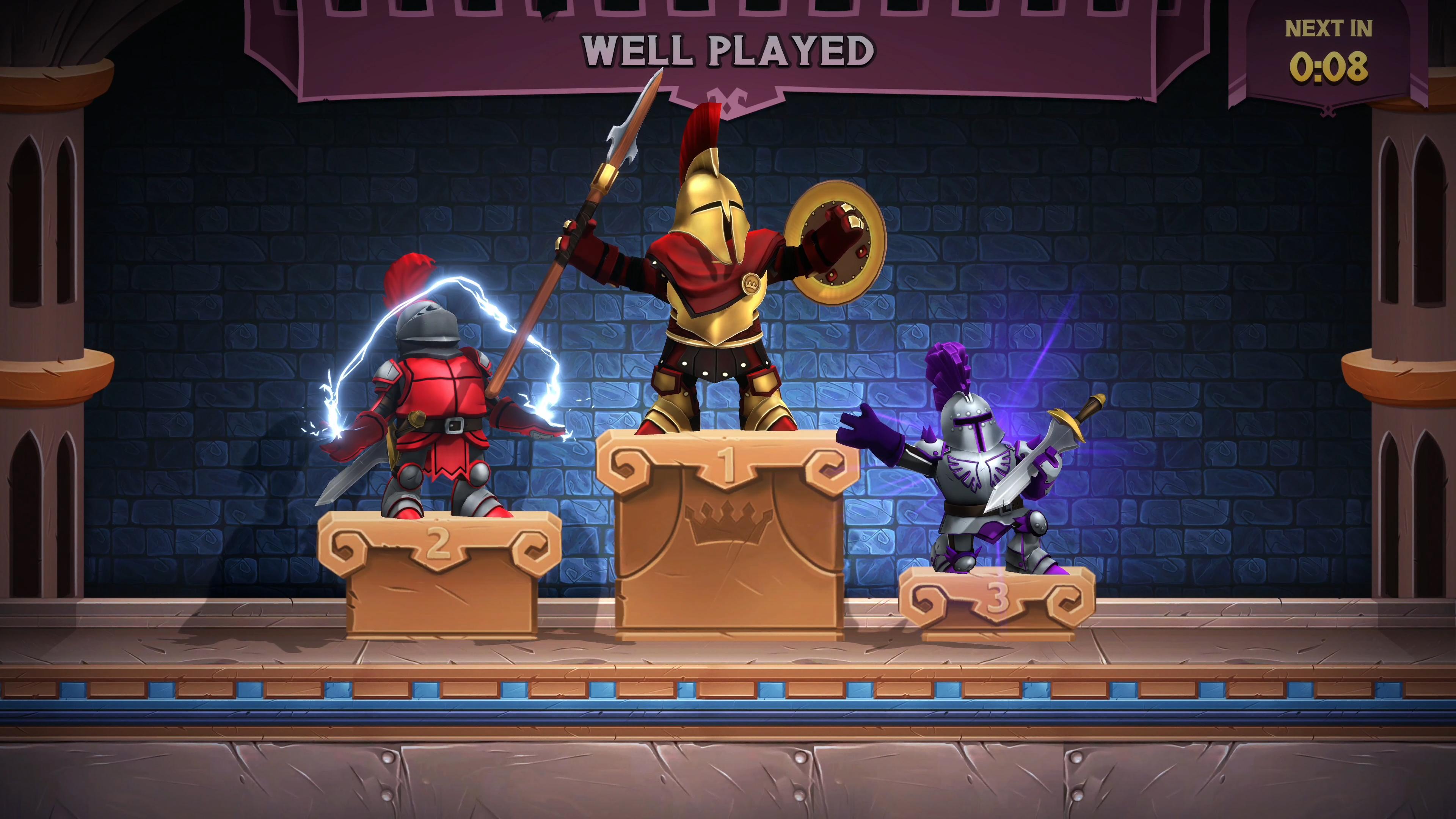 Скриншот №7 к Knight Squad 2