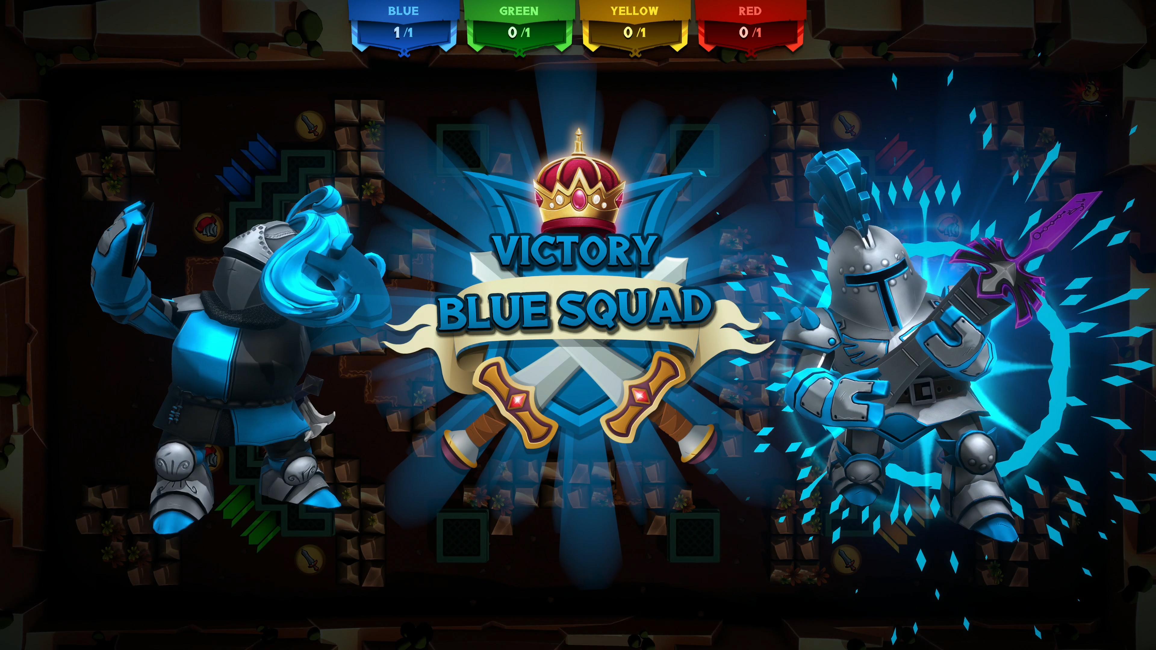 Скриншот №2 к Knight Squad 2