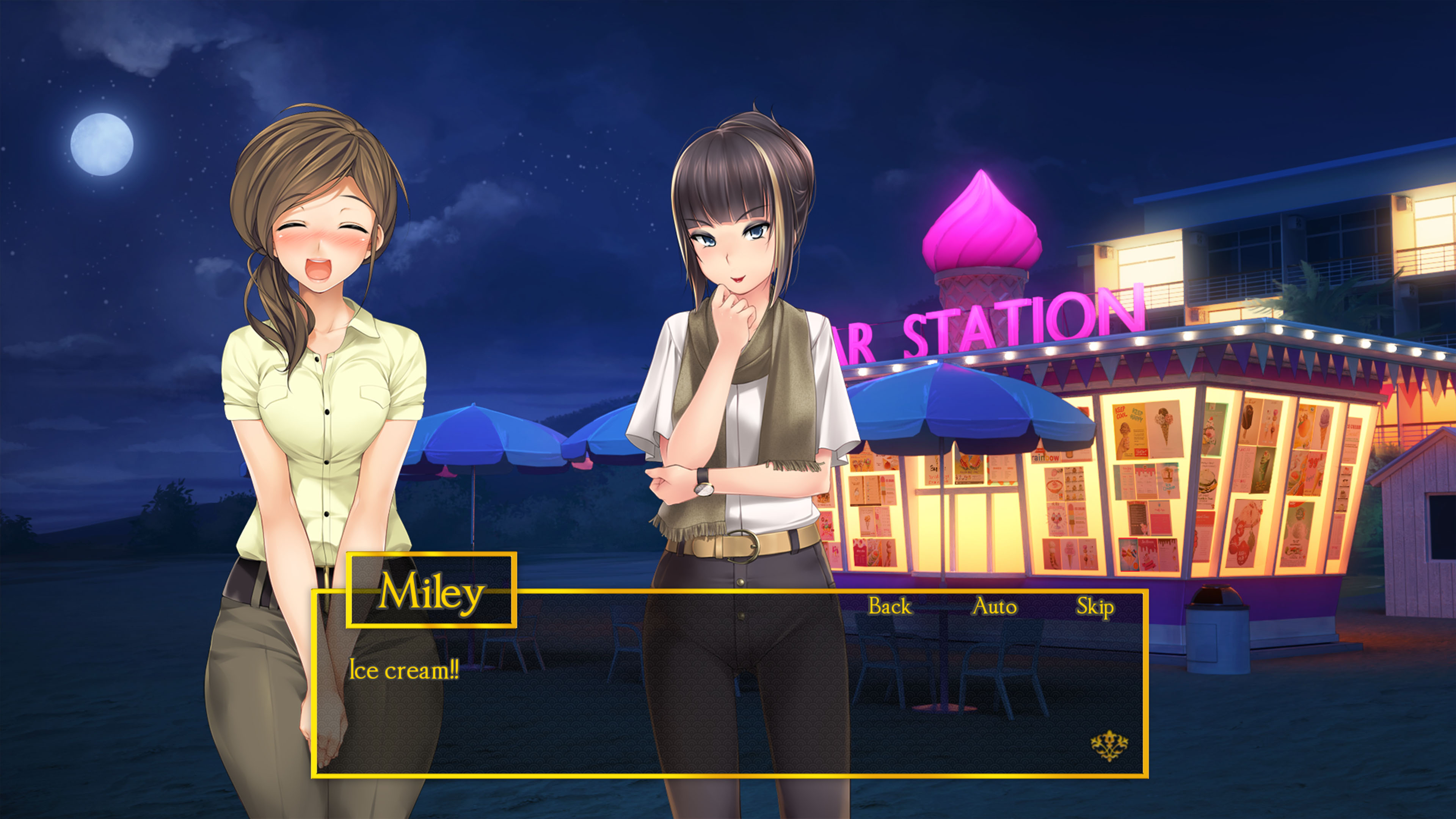 Скриншот №4 к Dating Life Miley X Emily PS4 and PS5
