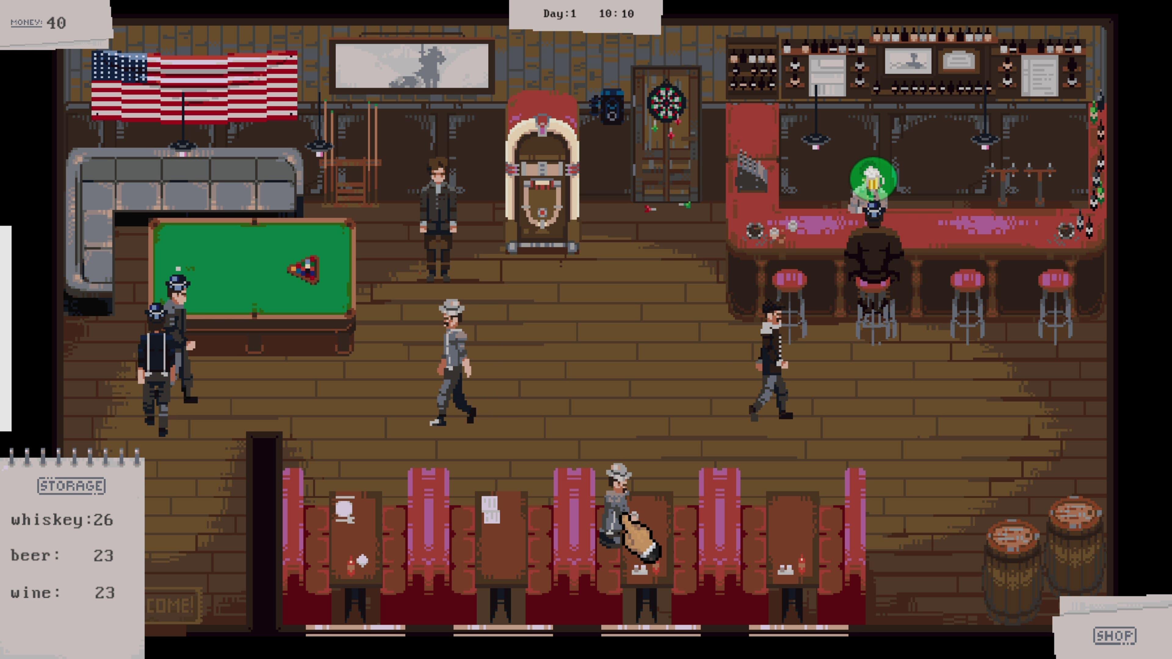 Скриншот №3 к Whiskey Mafia Franks Story