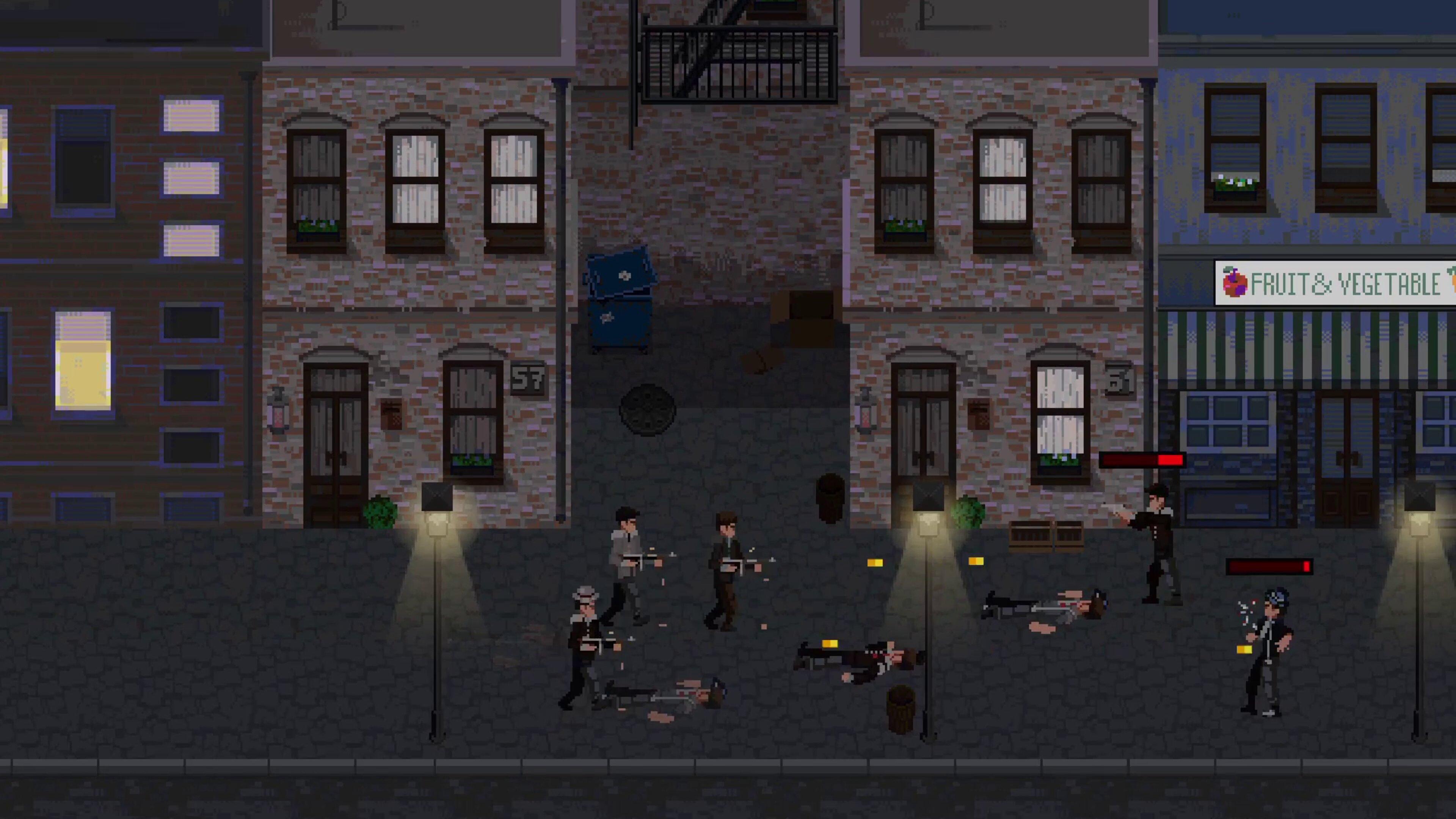 Скриншот №5 к Whiskey Mafia Franks Story