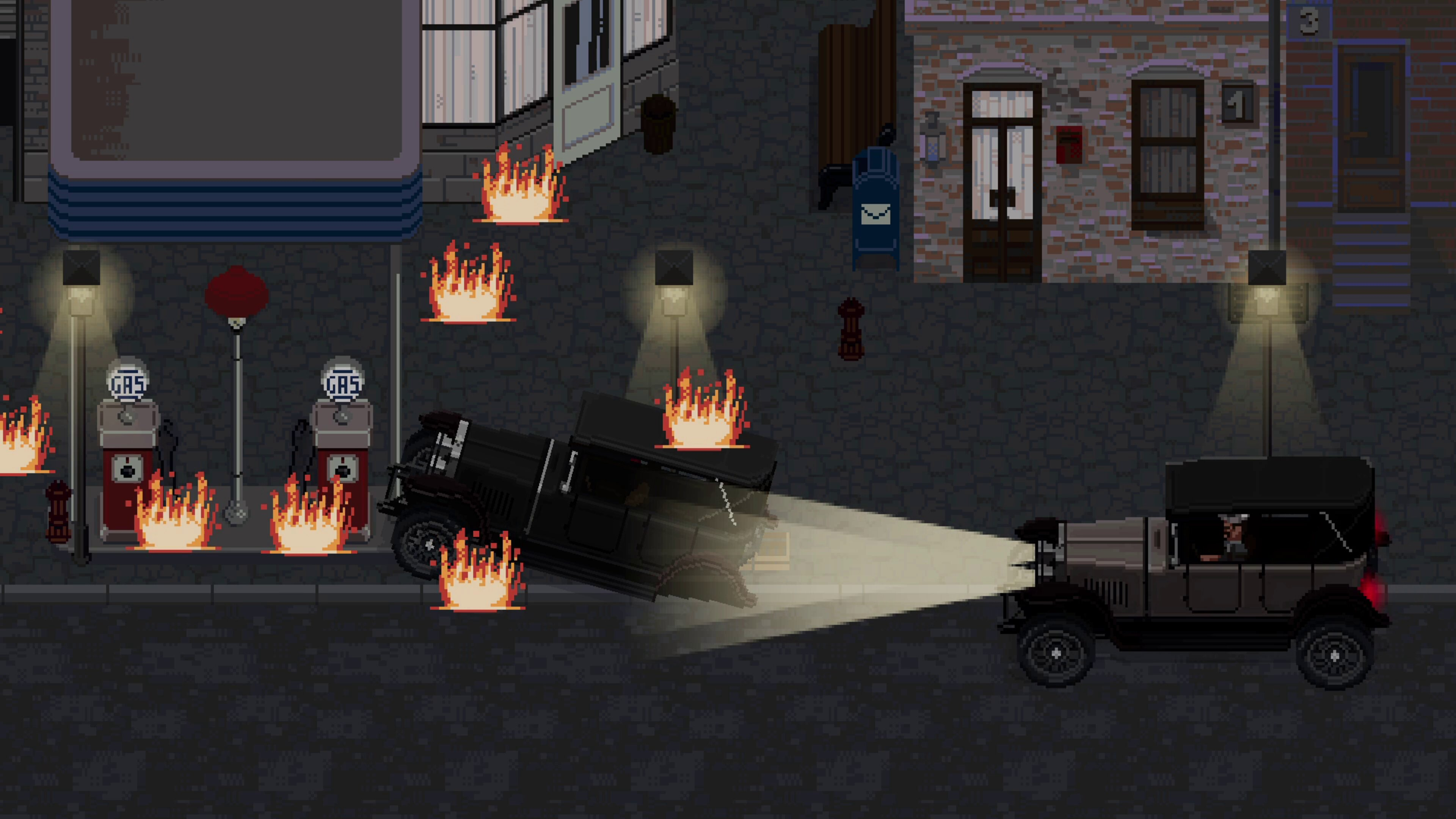 Скриншот №4 к Whiskey Mafia Franks Story