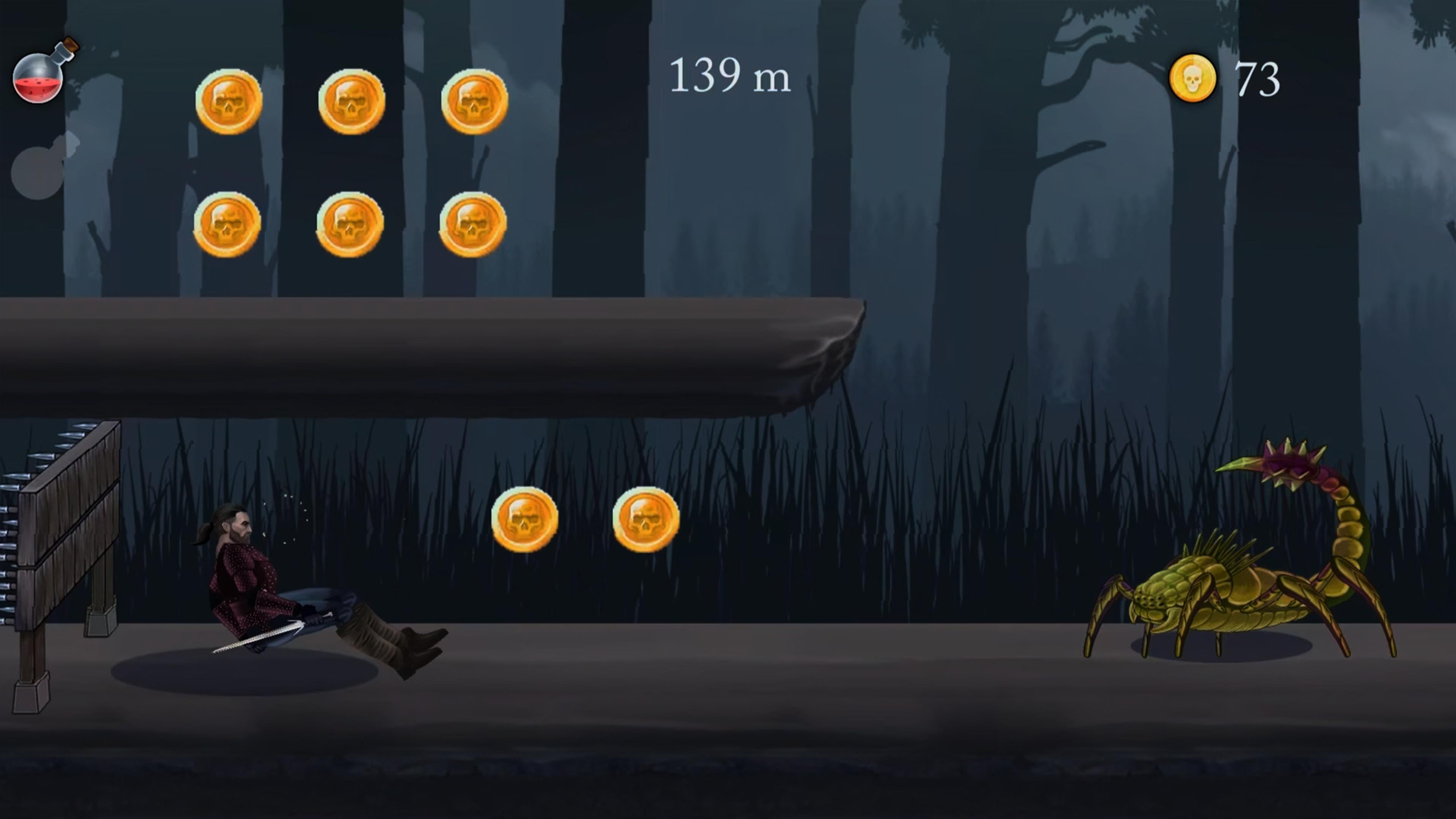 Скриншот №2 к Witch Hunter