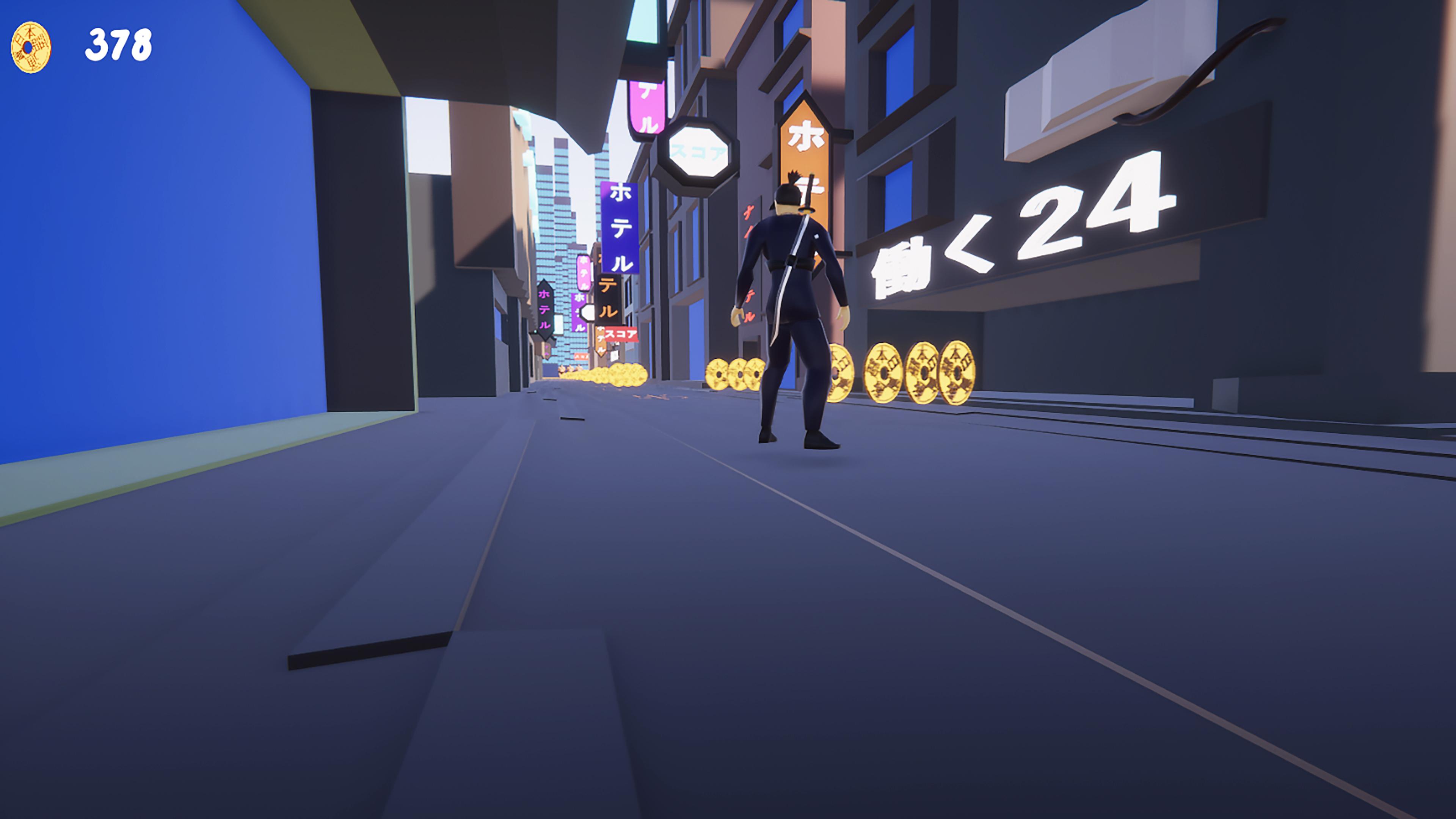 Скриншот №1 к Tokyo Run