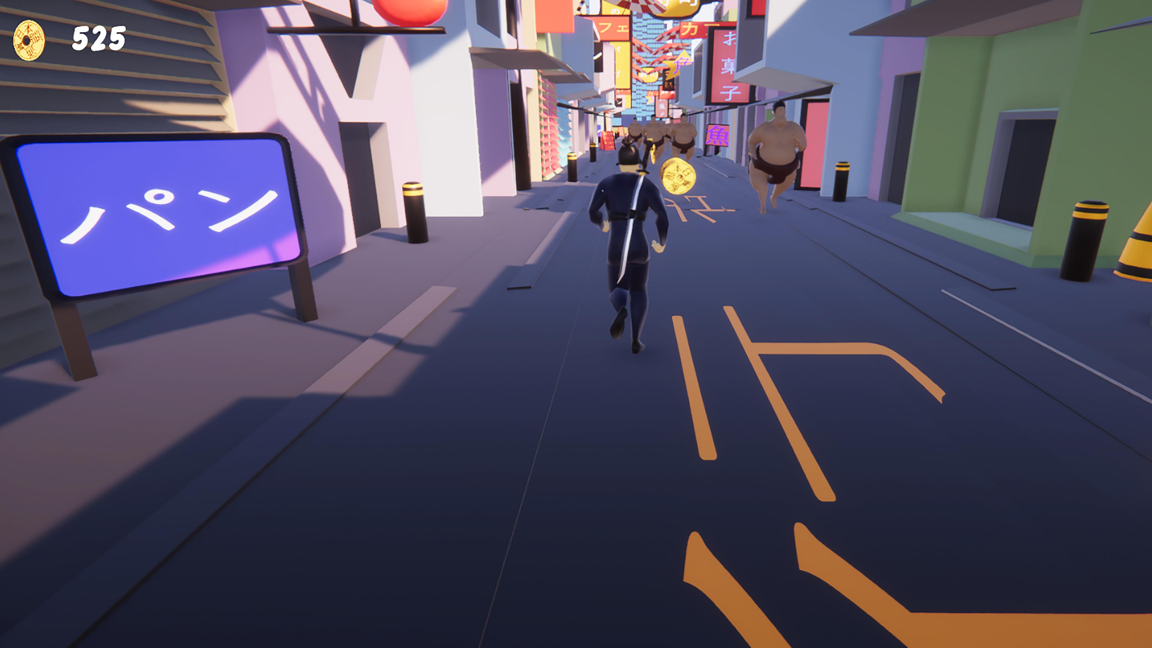 Скриншот №4 к Tokyo Run