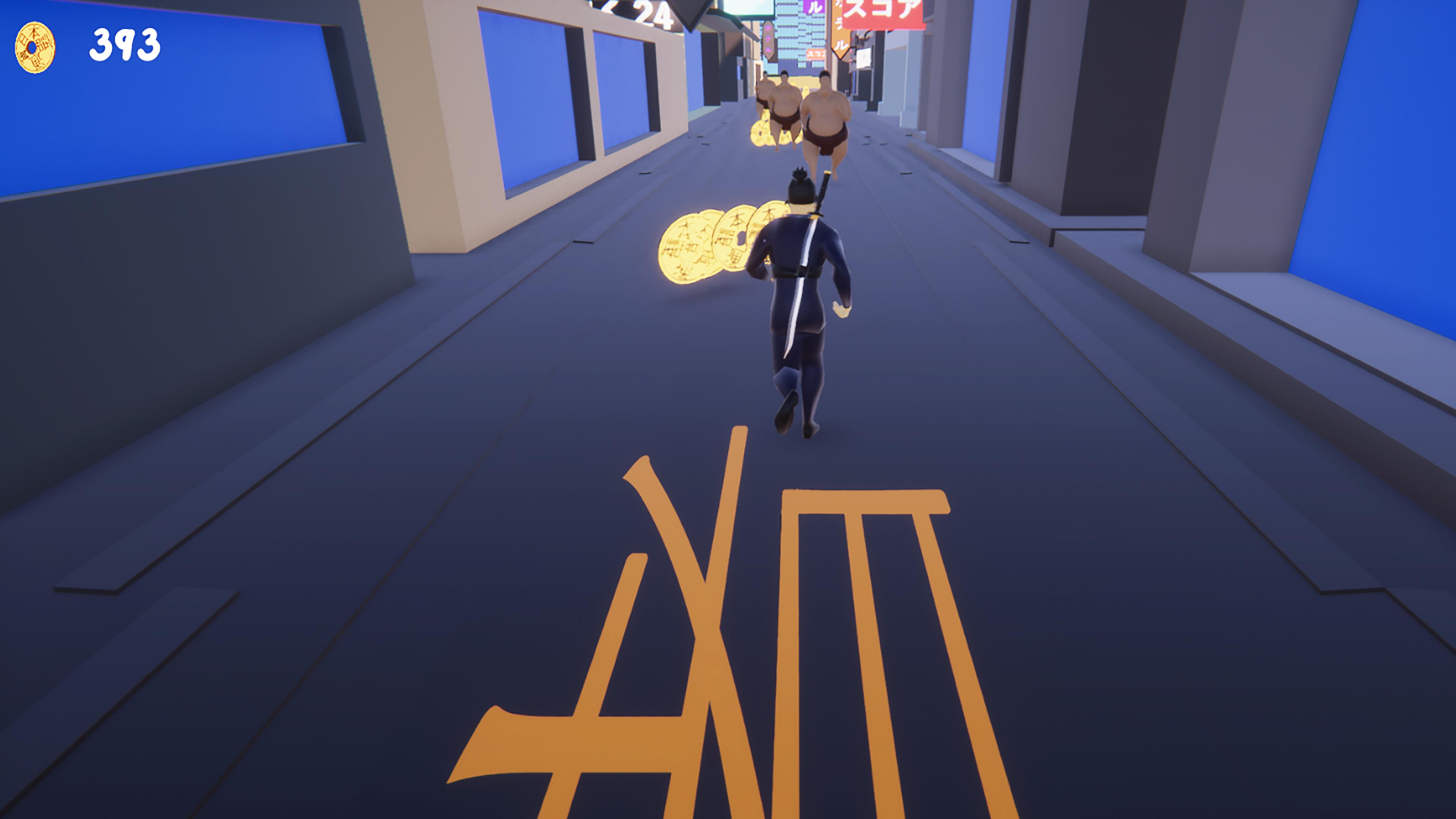 Скриншот №2 к Tokyo Run