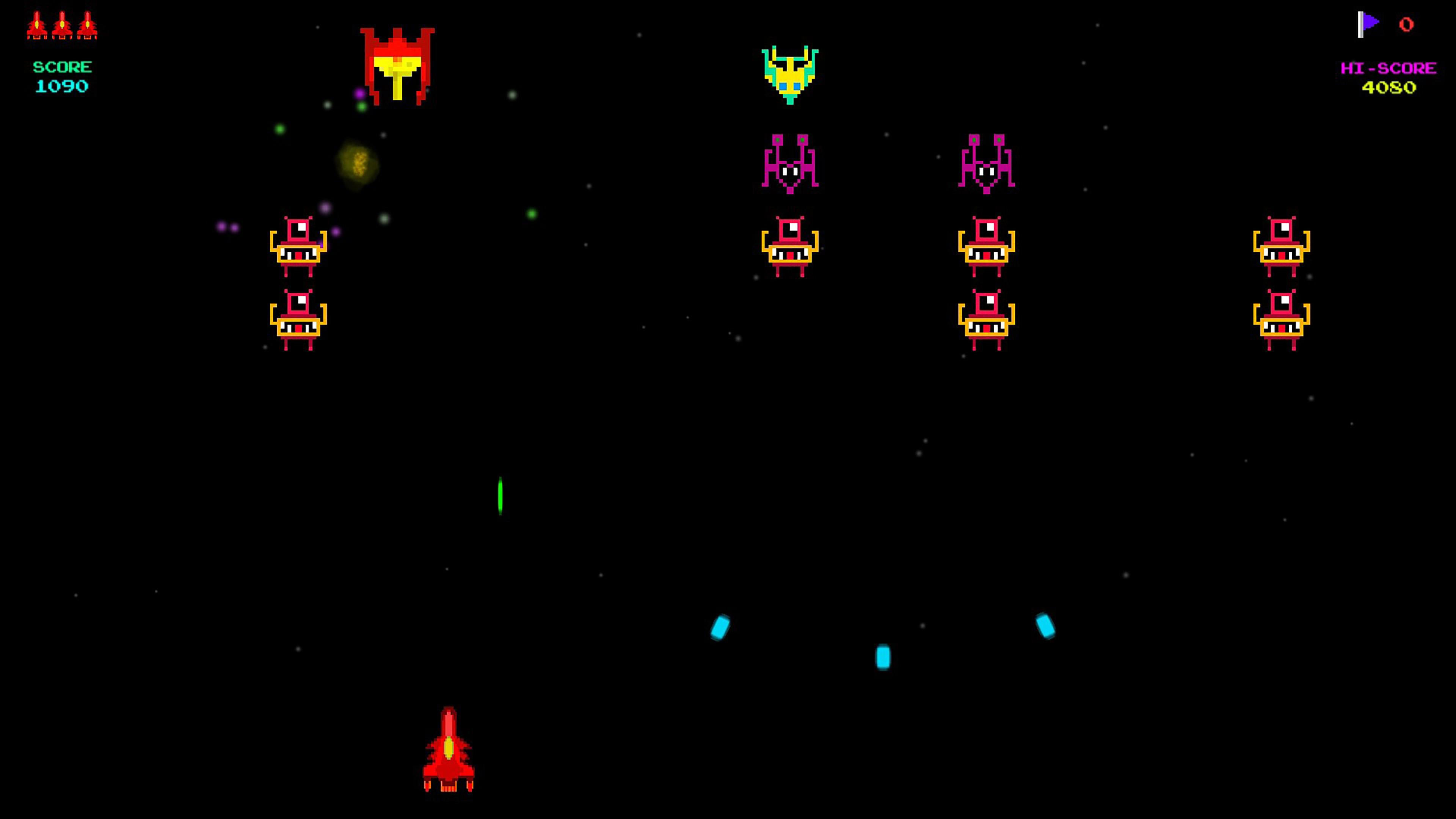 Скриншот №2 к Space Intervention