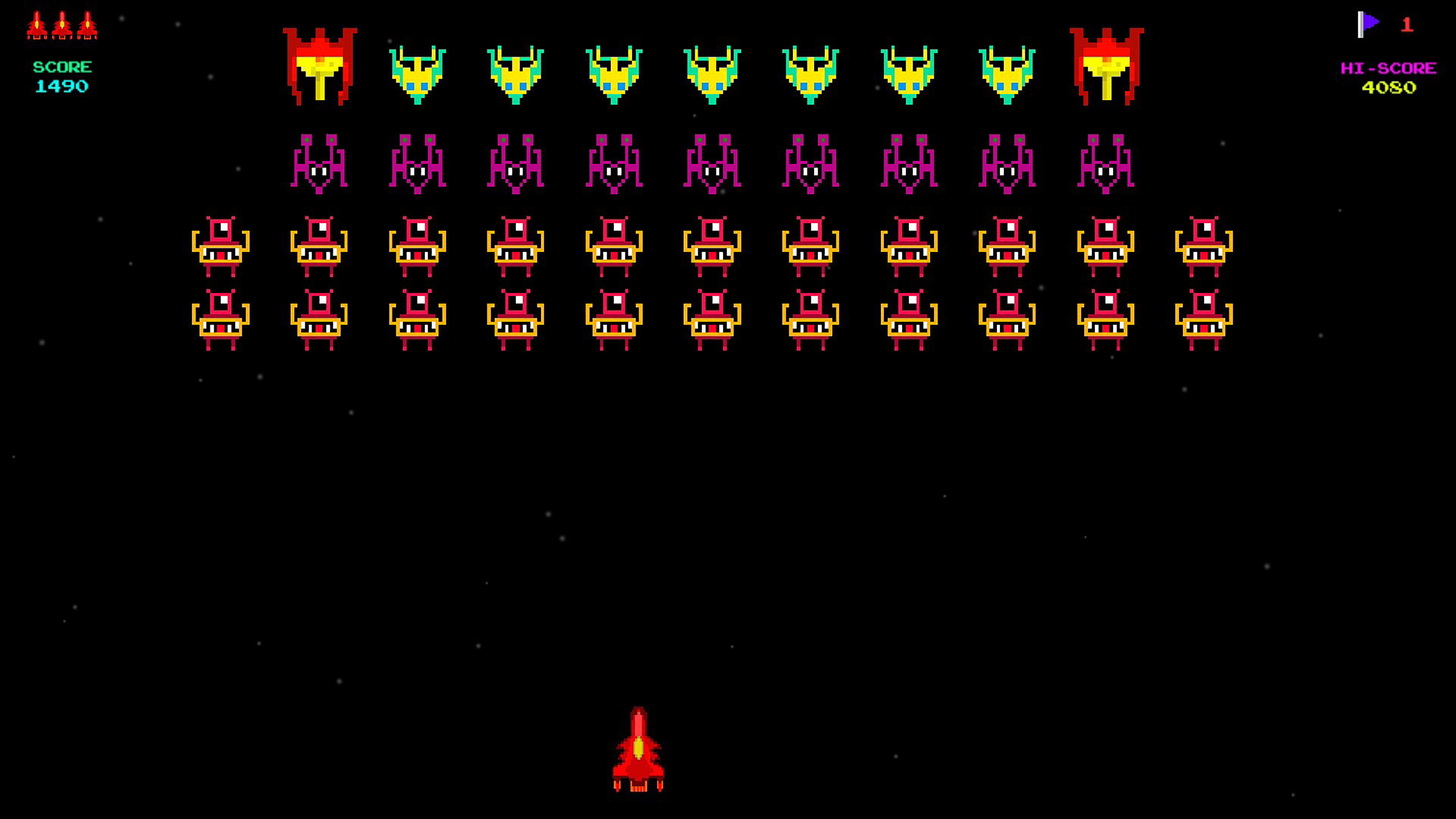 Скриншот №1 к Space Intervention