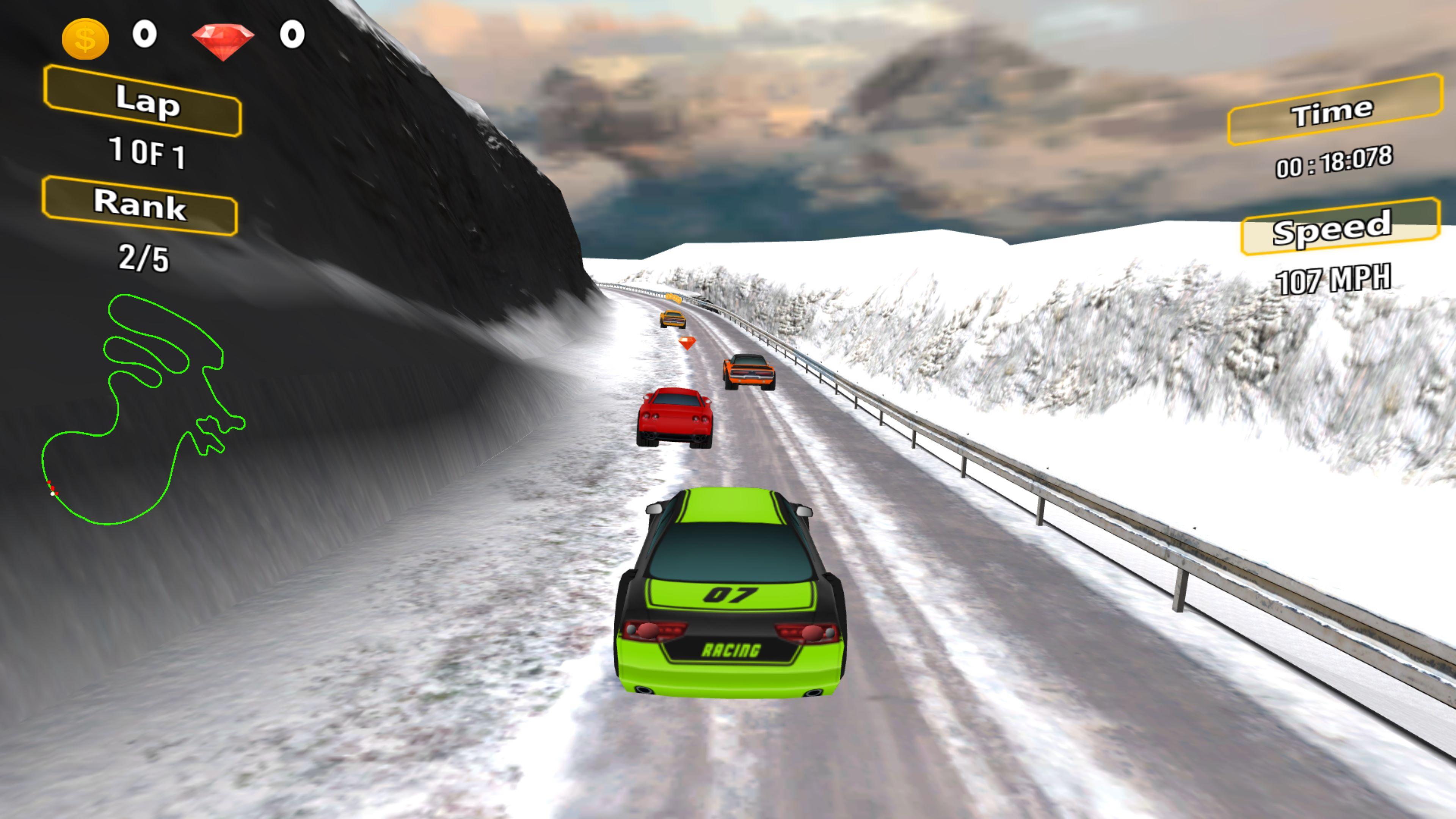 Скриншот №9 к Racing Game Pack