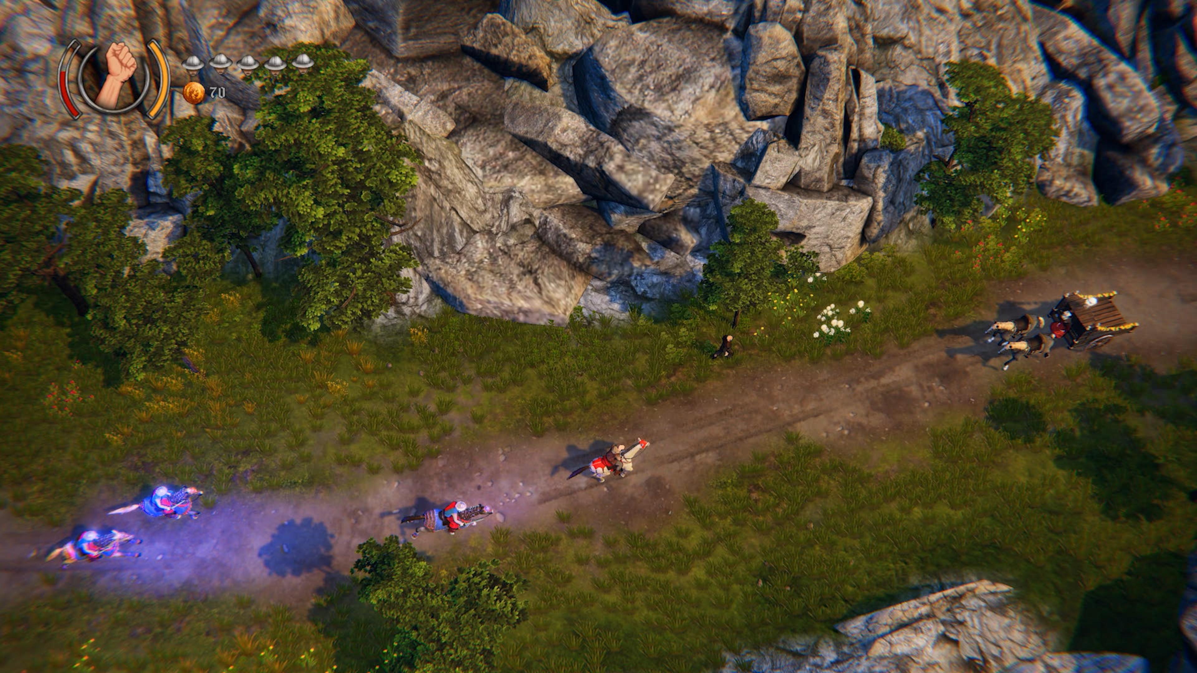 Скриншот №1 к Rustler