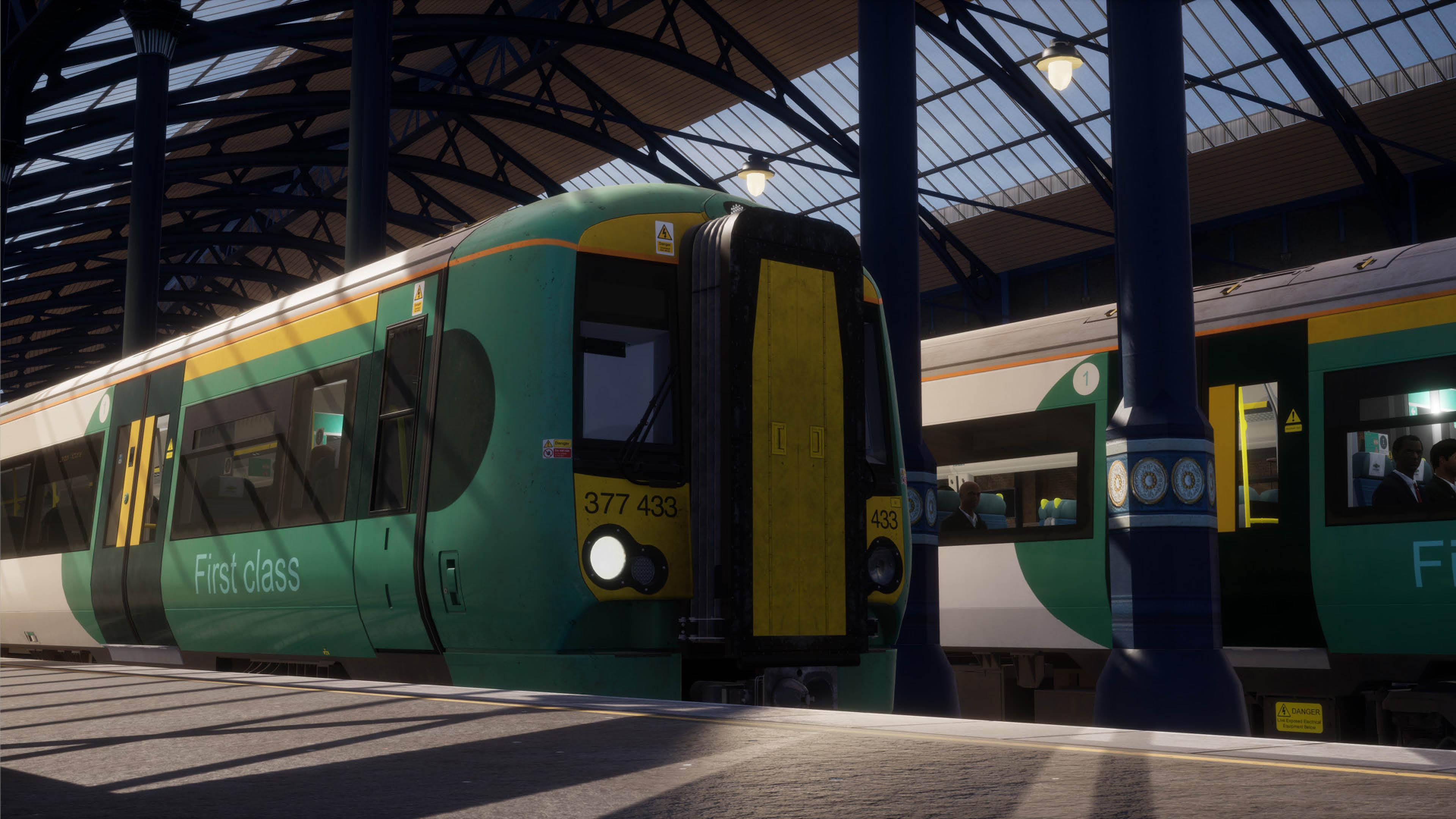 Скриншот №5 к Train Sim World 2 Rush Hour Deluxe Edition
