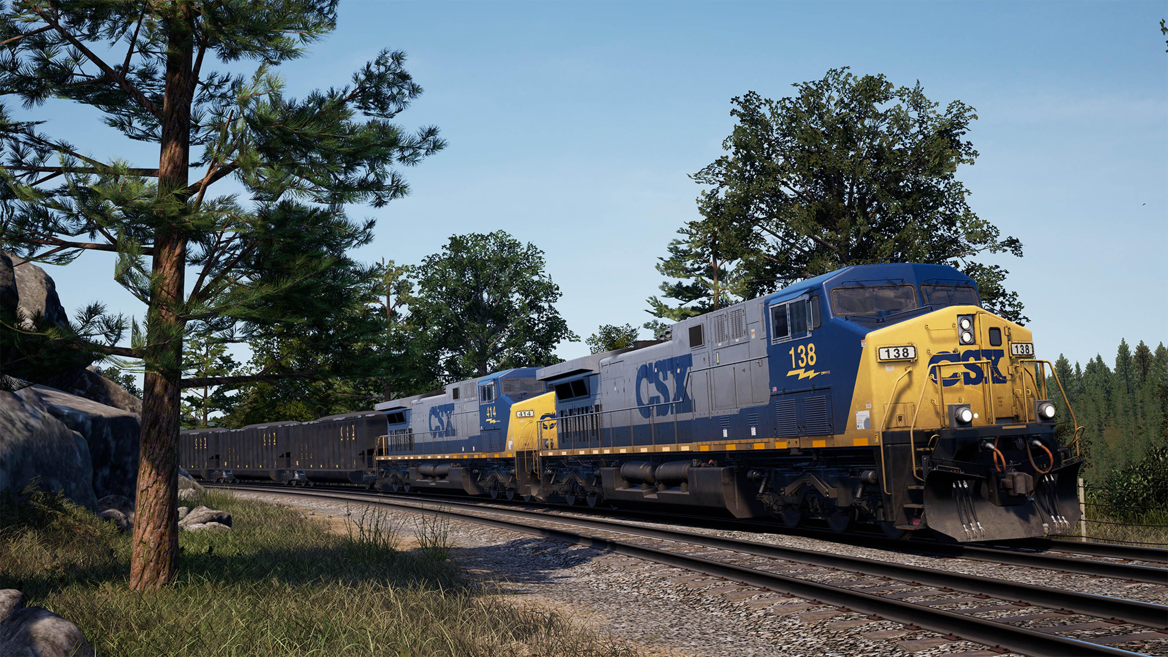 Скриншот №1 к Train Sim World 2 Rush Hour Deluxe Edition